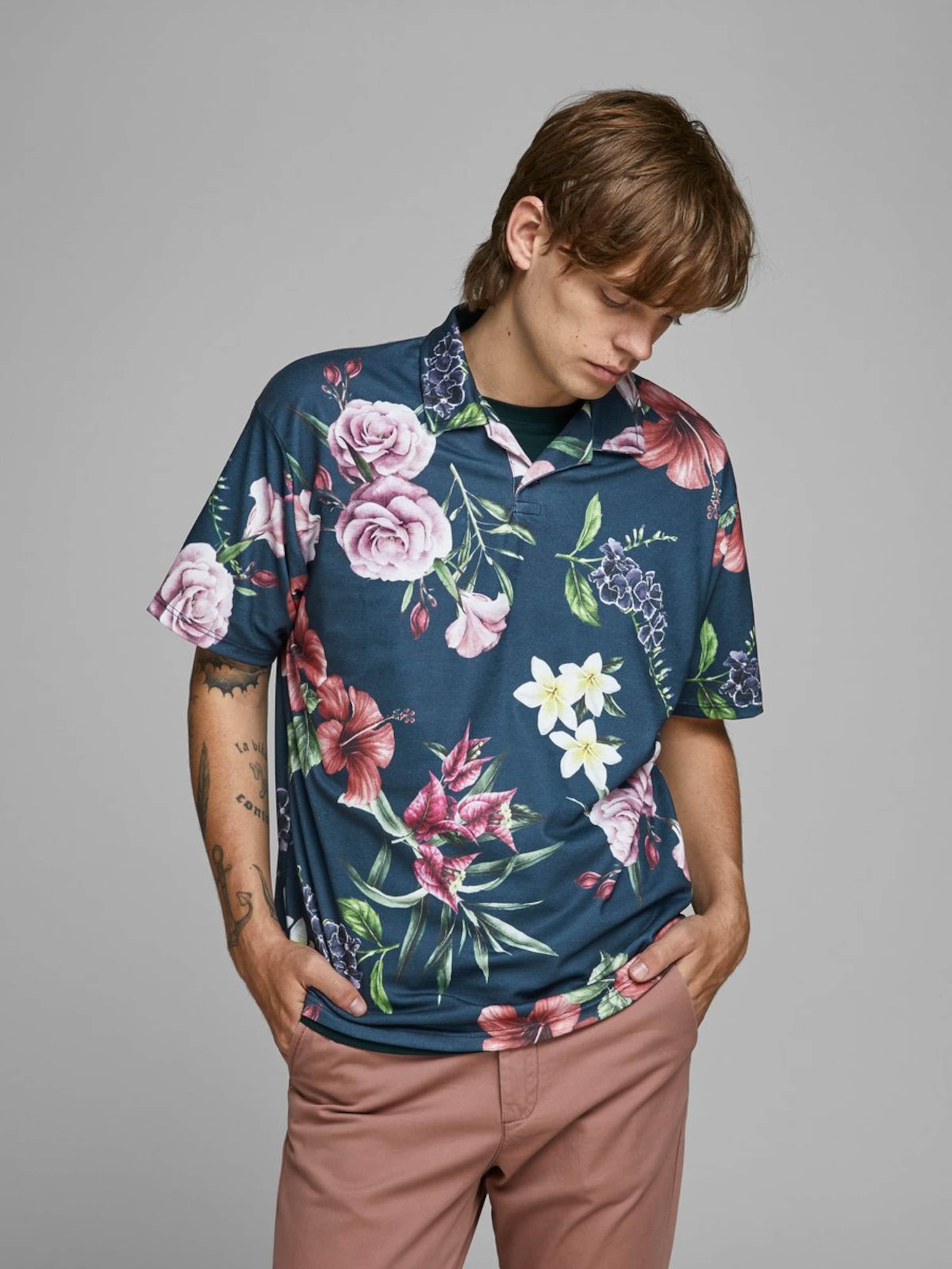 shirt T Mélange Jones En CouleursNoir Jackamp; De MUVGqSzp