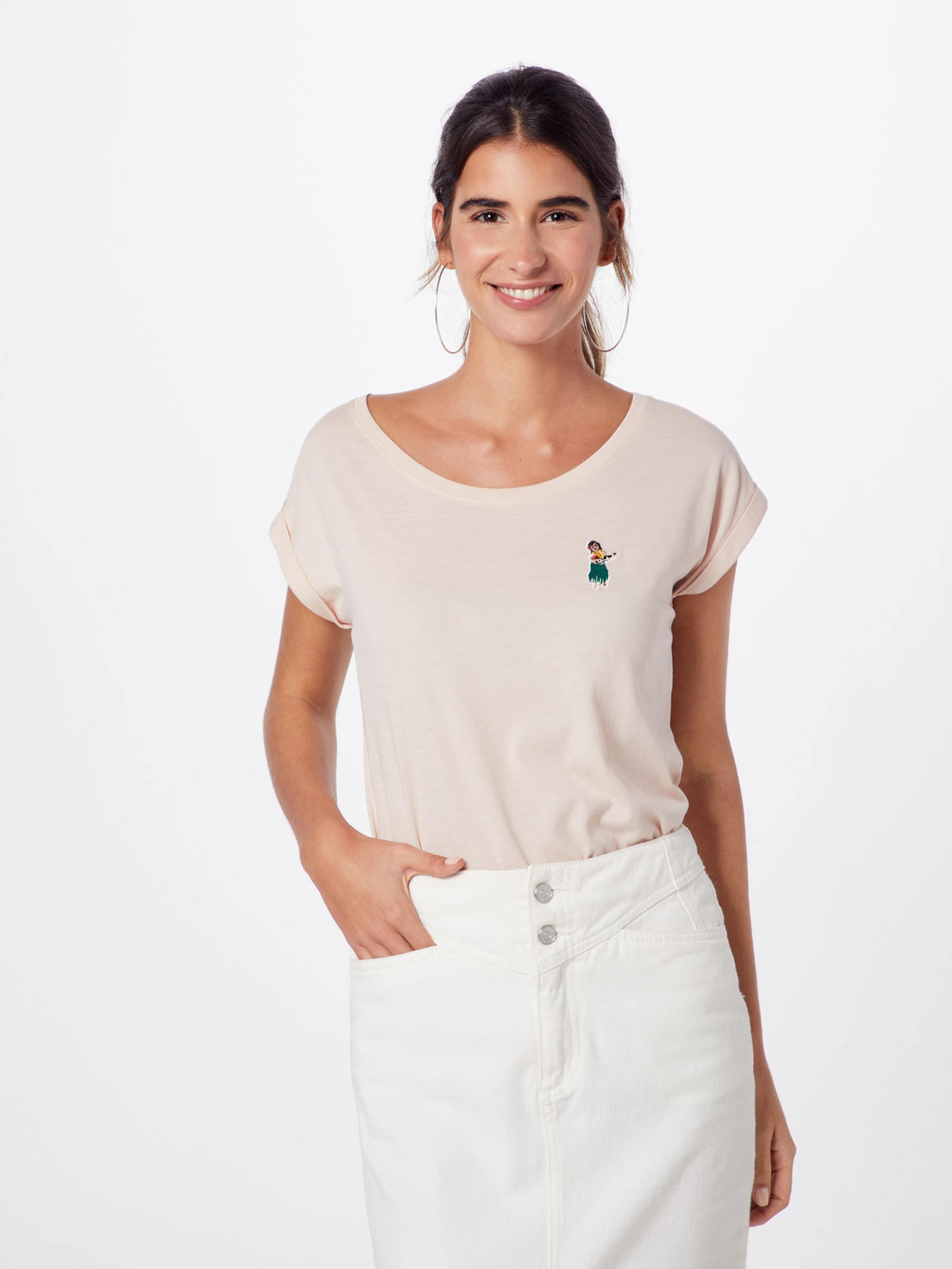T Girl Poudre shirt 'hula Iriedaily Tee' En 2DHIeWE9Yb