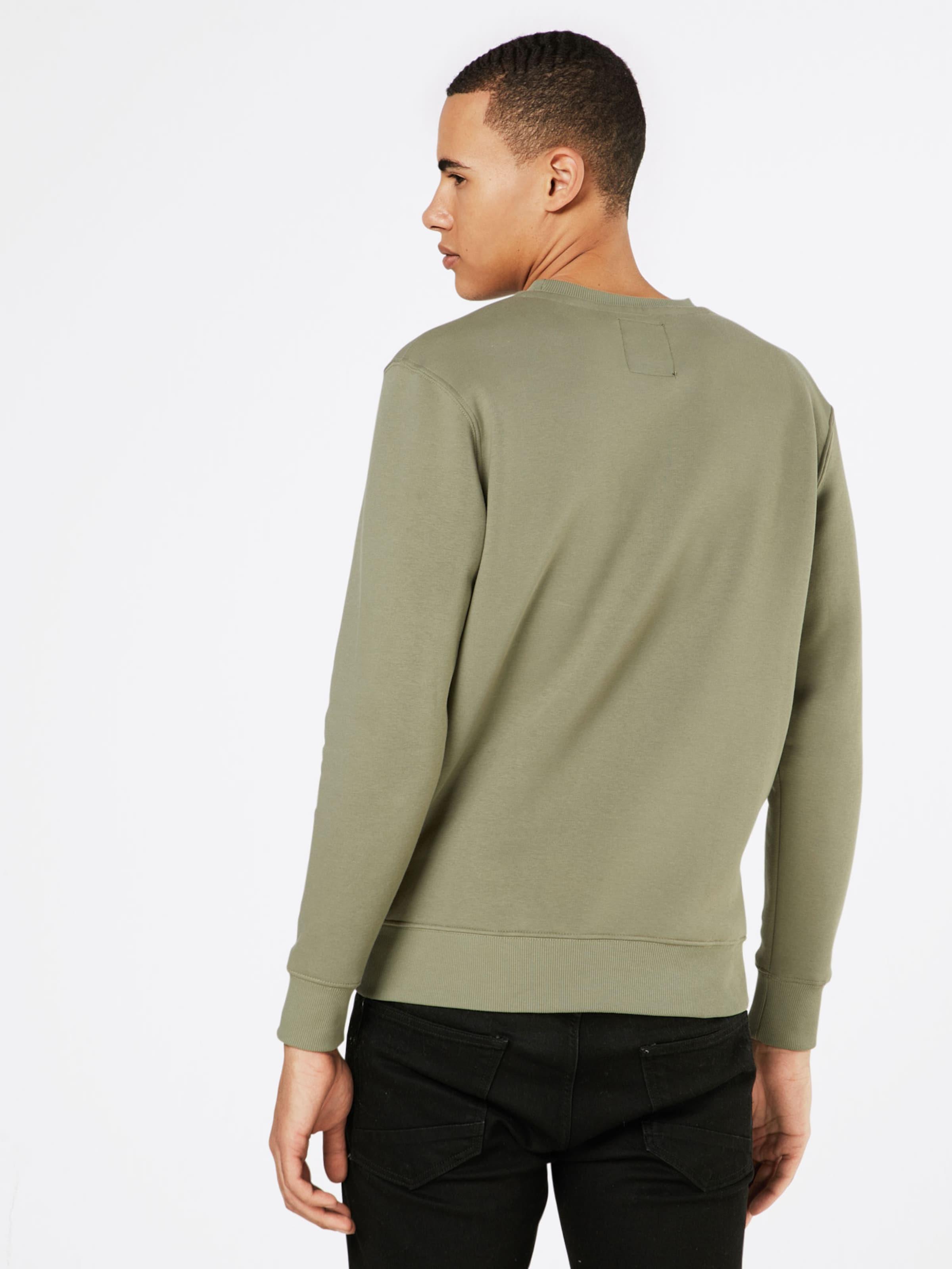 Alpha En Blanc shirt 'basic' Industries Sweat iukOPXZ