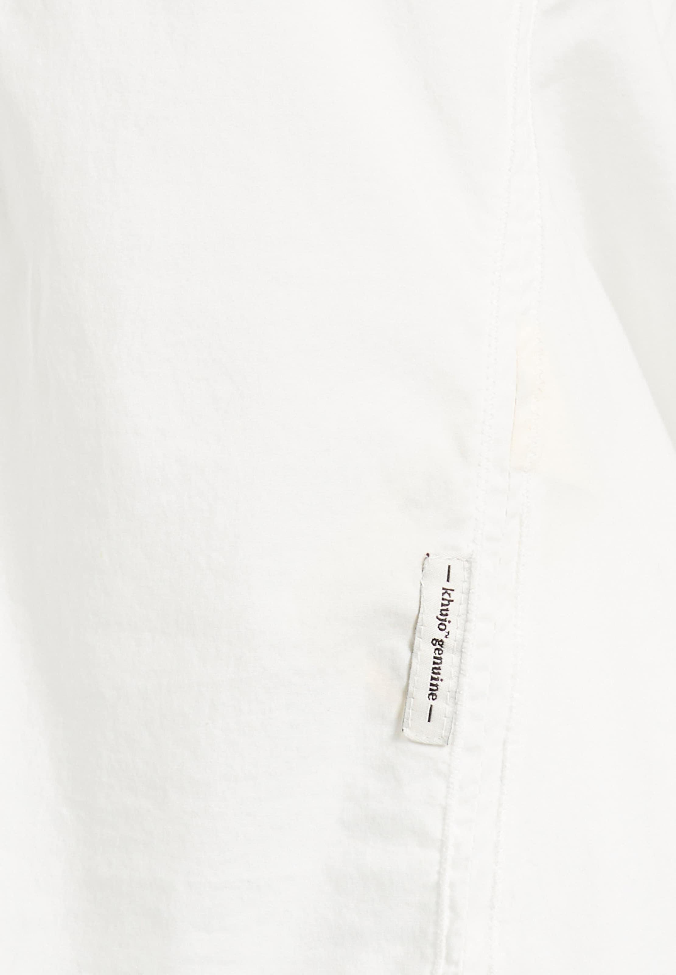En Blanc 'balda' Chemisier Khujo Cassé TFKcl1uJ3