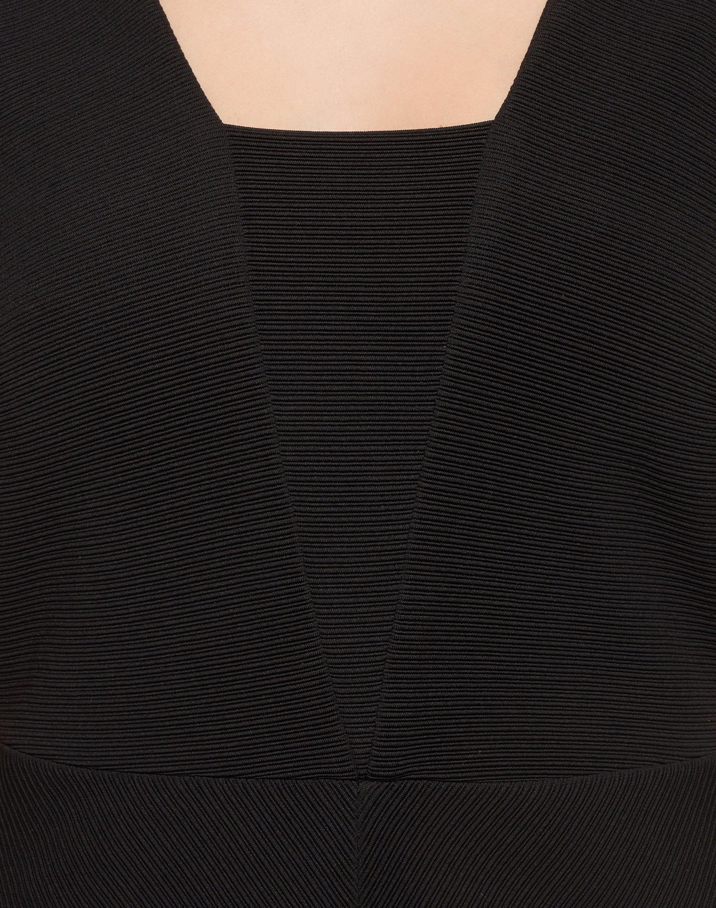 Robe Noir Edited D'été 'nuna' En L4AR35qj
