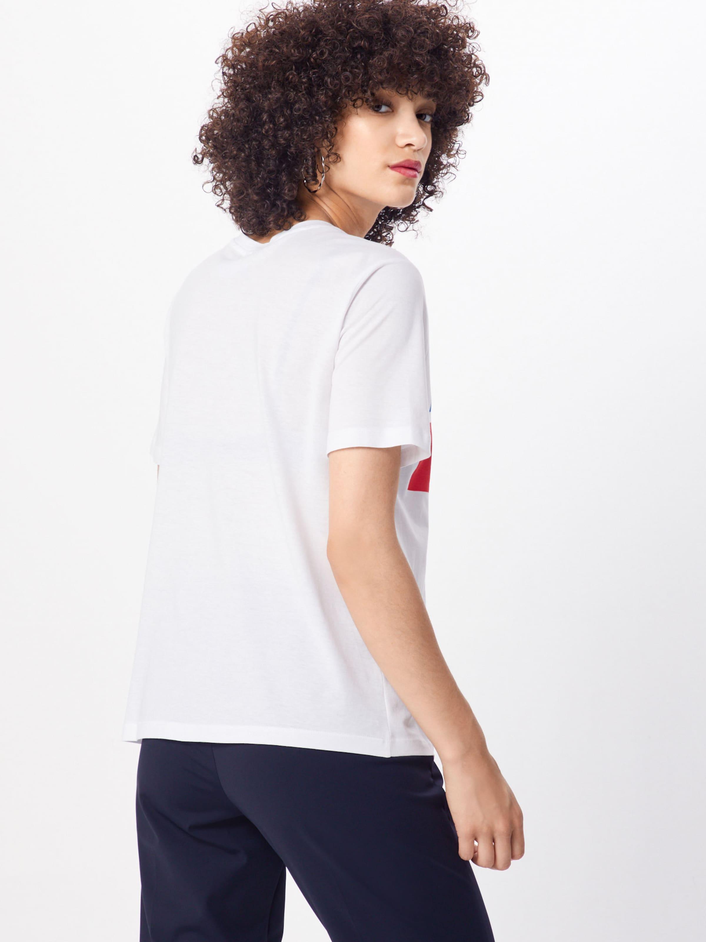 Jacqueline T Yong shirt En RougeBlanc De 'lilli' fyvY6gb7