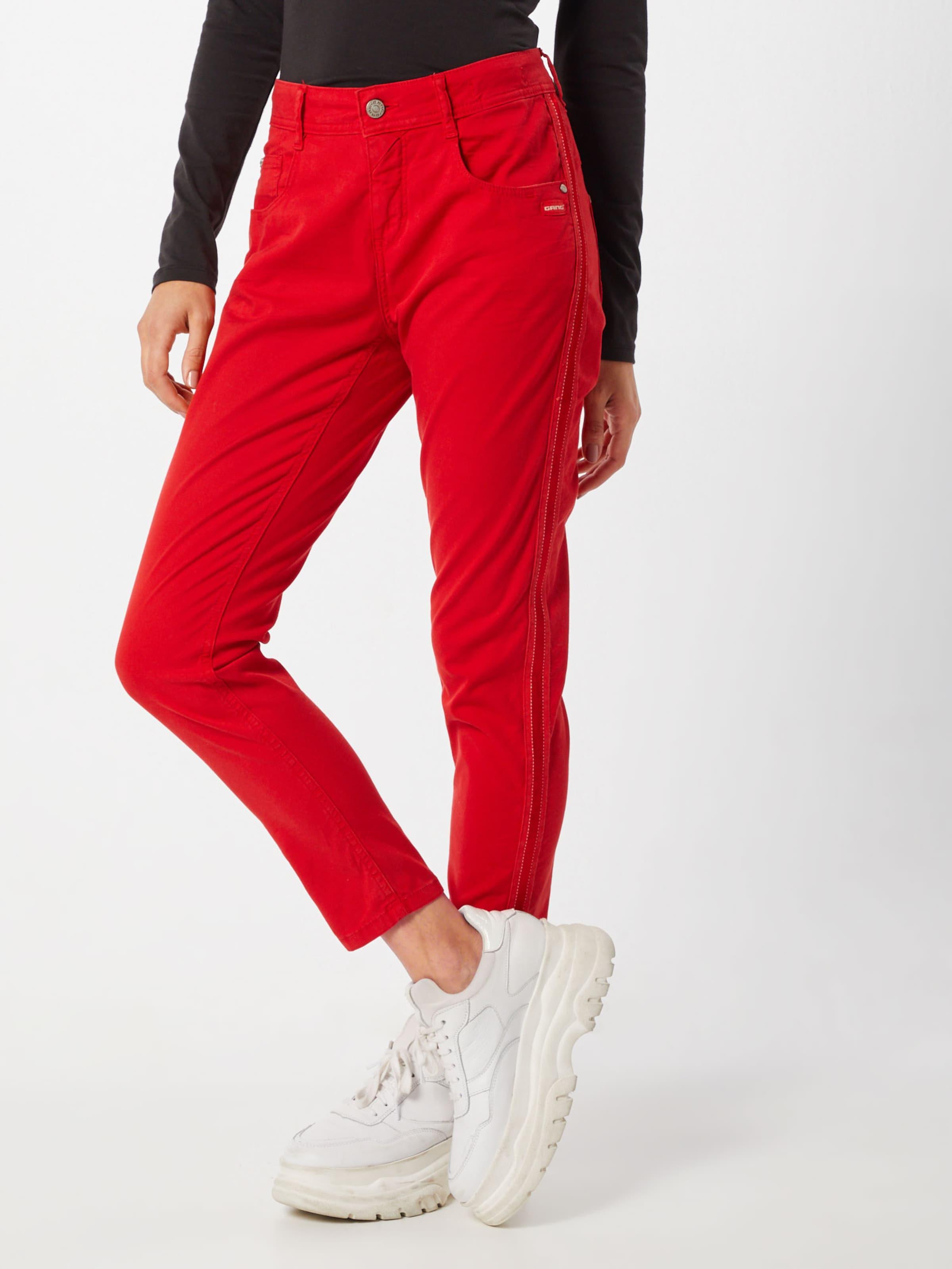 Gang 'amelie' Rouge Gang Pantalon En En Pantalon Rouge 'amelie' tsQdrh