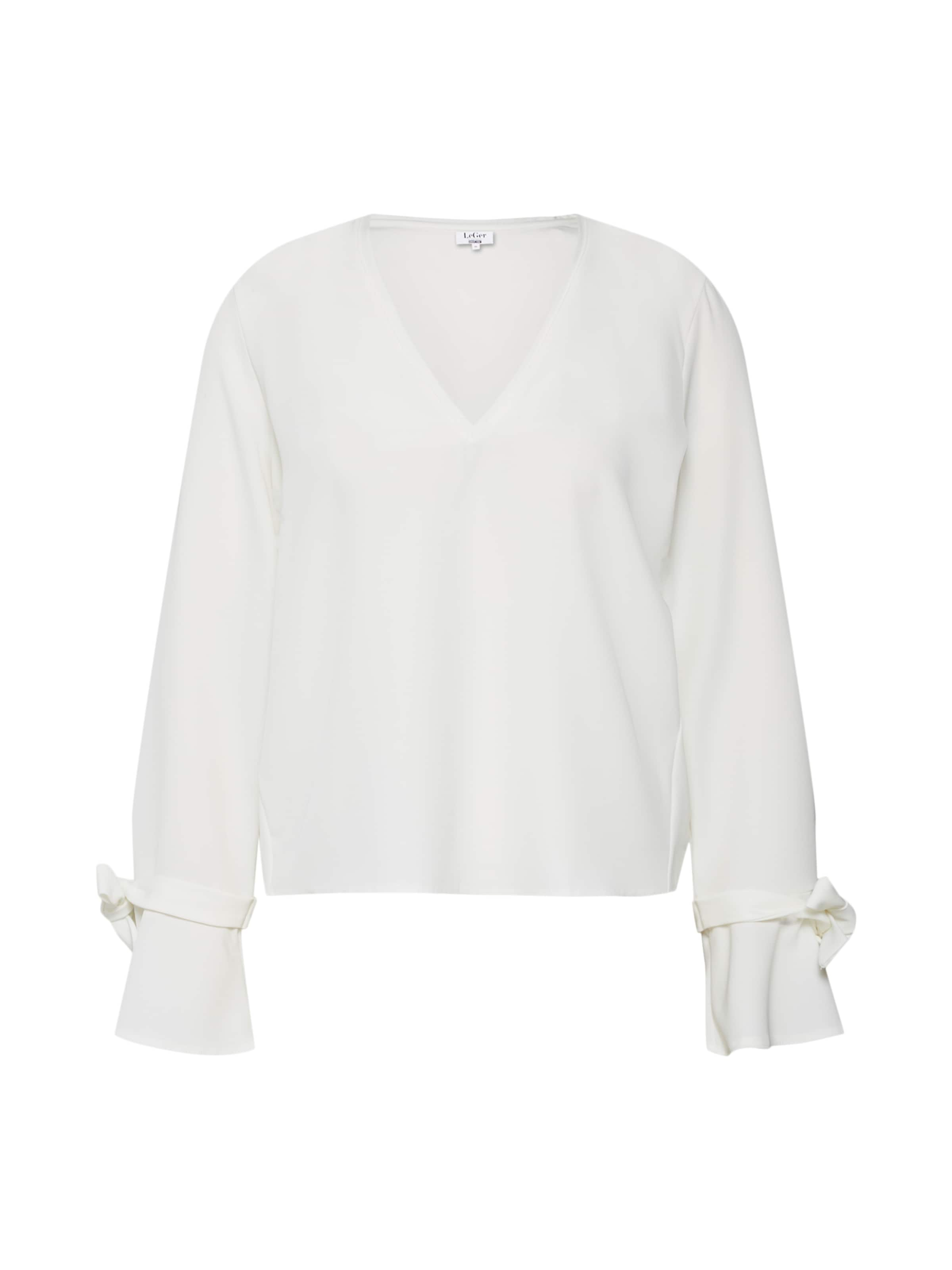 Gercke Bluse 'lene' In Leger By Lena Offwhite edxBorCW