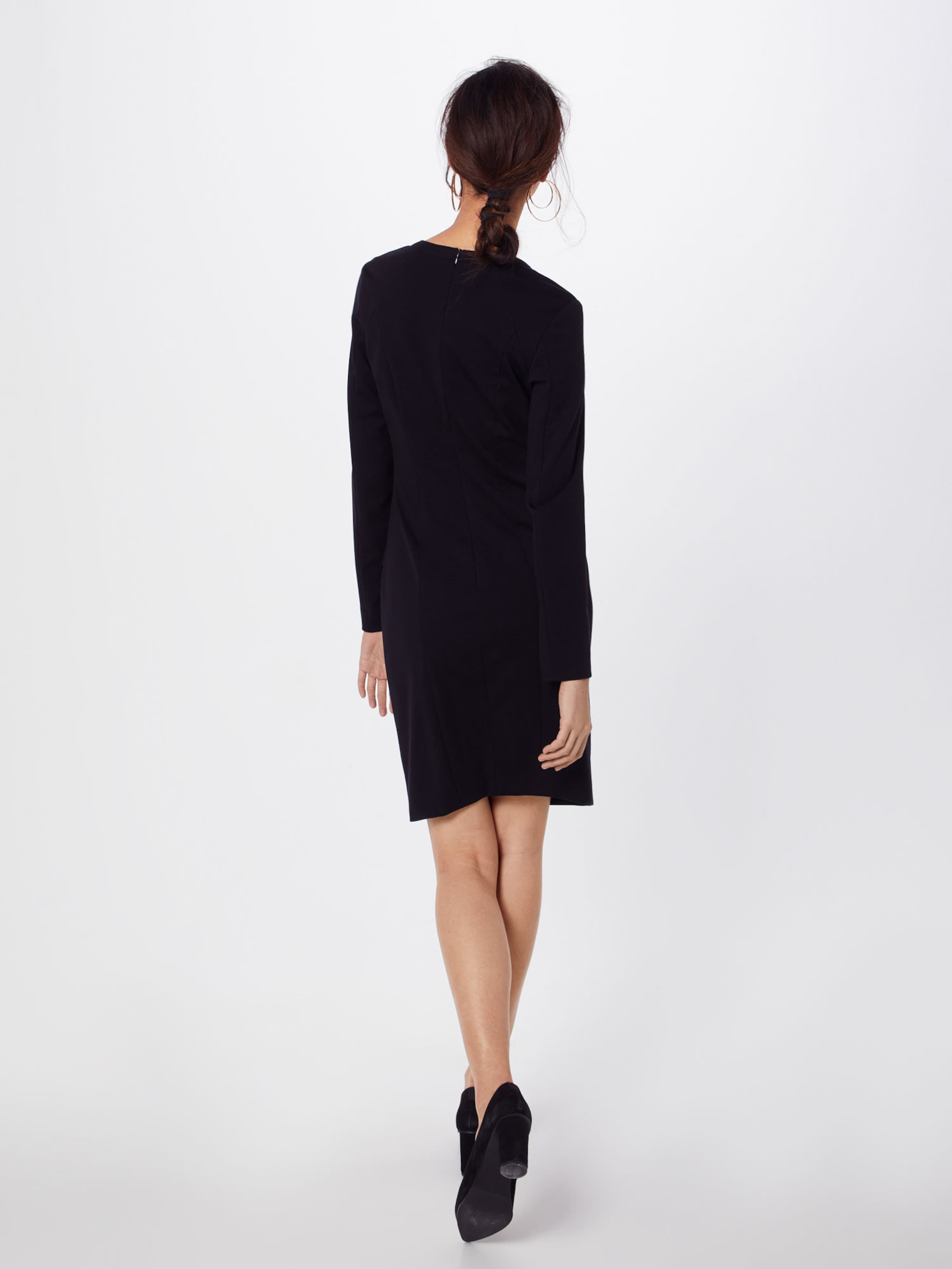 En René 'e056a' Lezard Robe Noir A4L35Rjq