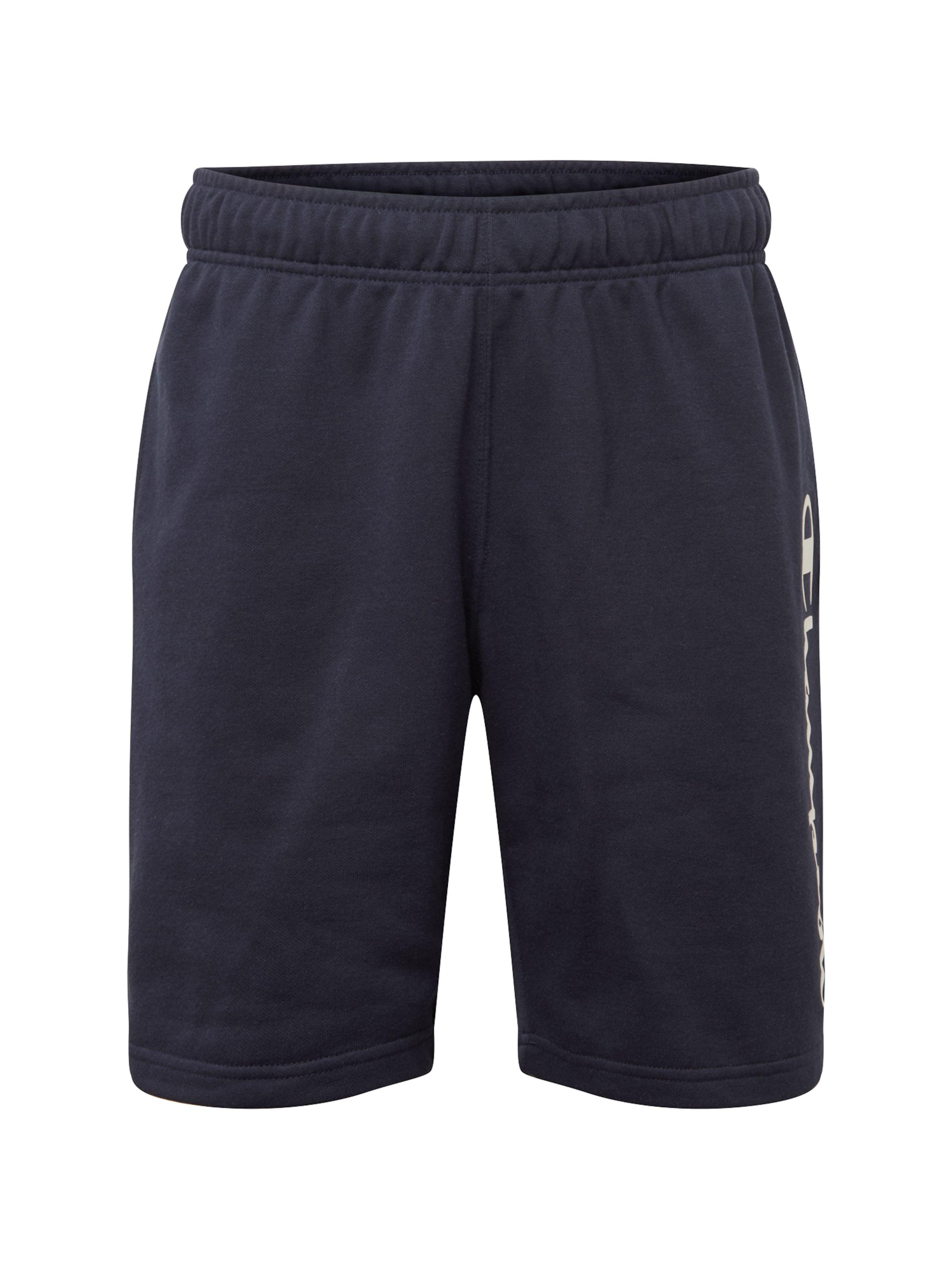'bermuda' Pantalon Authentic Athletic Apparel En NoirBlanc Champion 5Ajq34RL