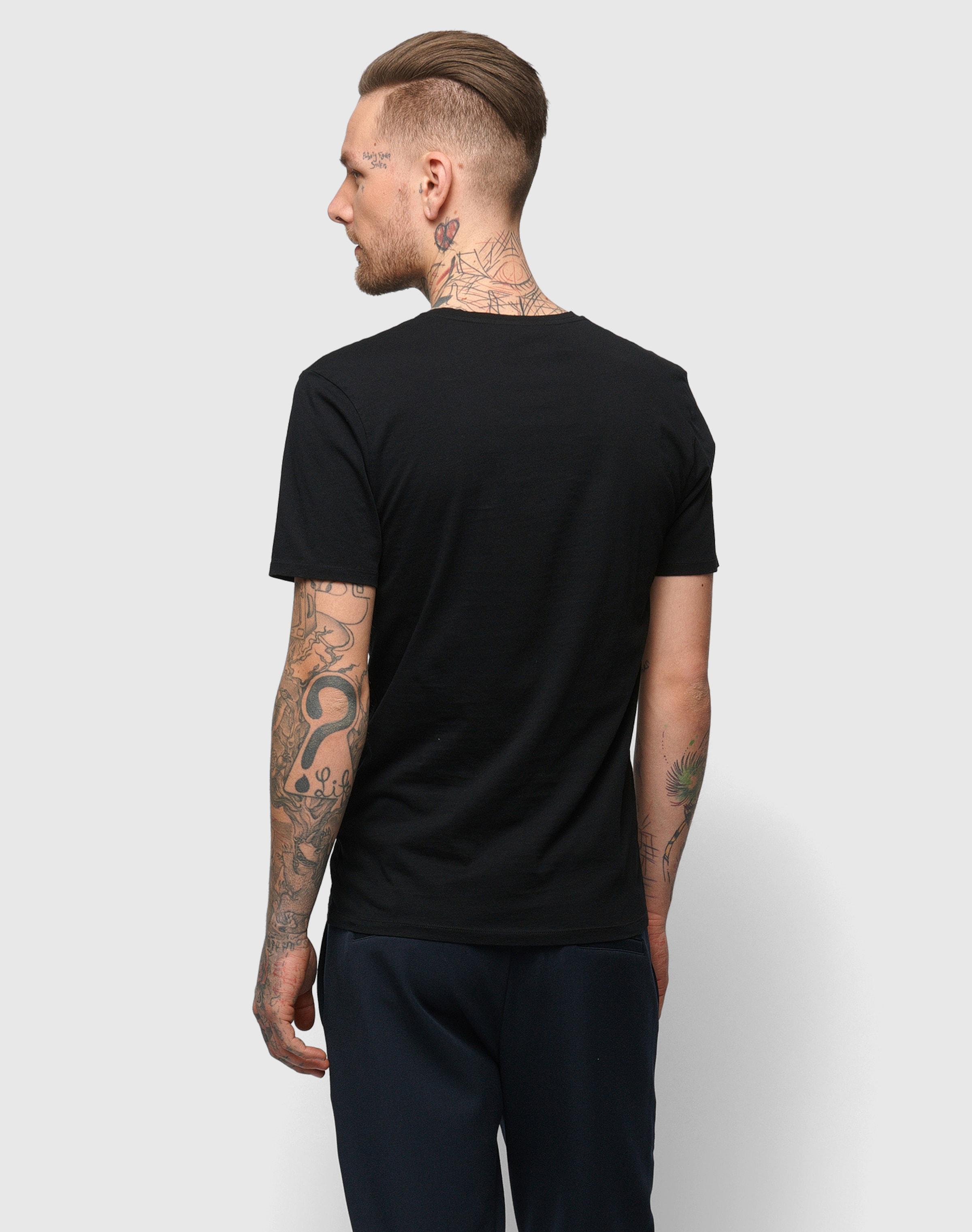 'quentin' En shirt Drykorn Foncé T Vert dBrWoQCxe