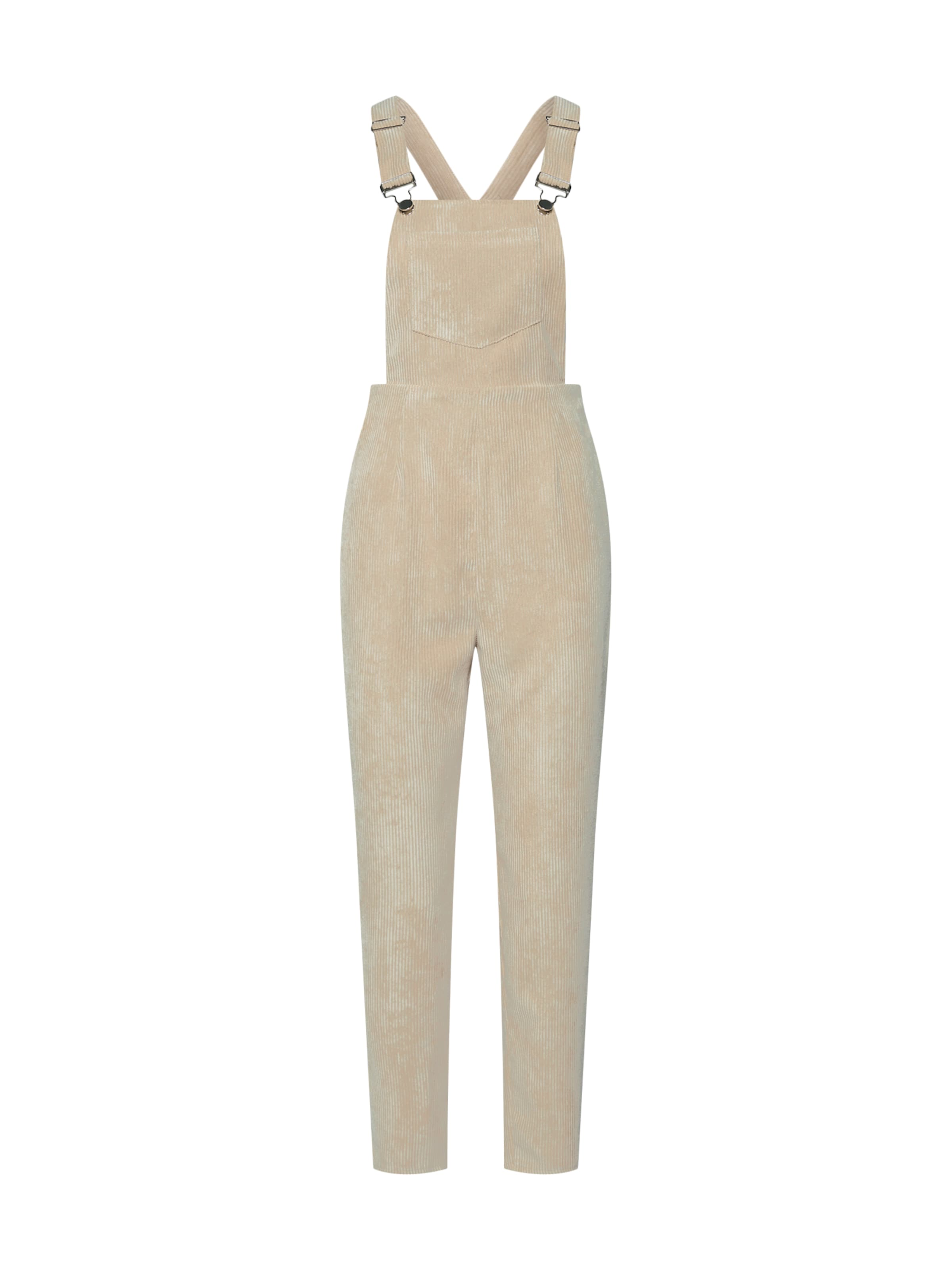 Pierre En 'cord Salopette Jumpsuit' Missguided Dungaree 9W2YEHDI