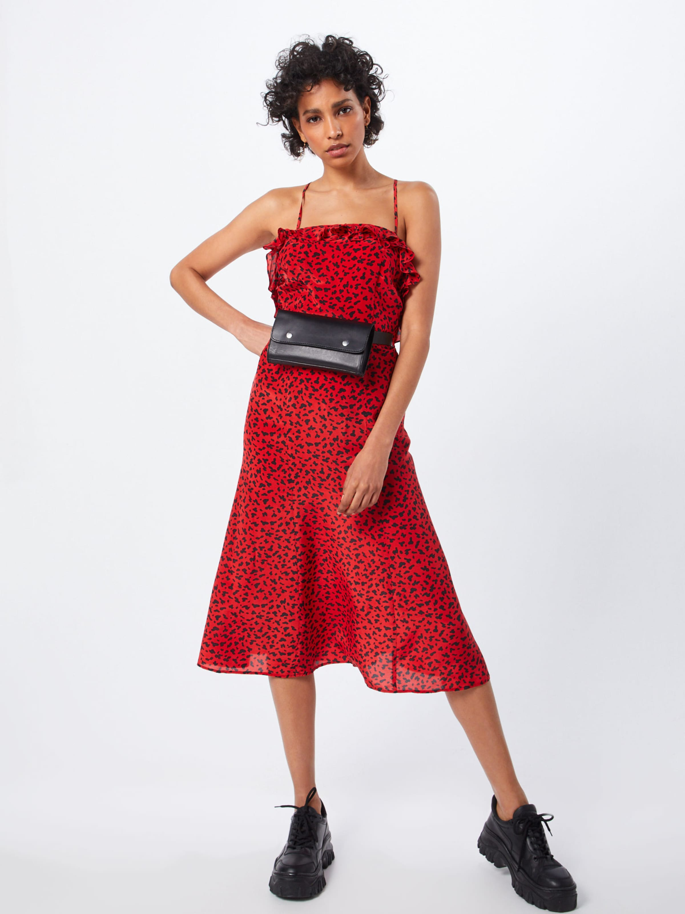 Sport Kooples D'été Robe The En Rouge SMpqUGzV