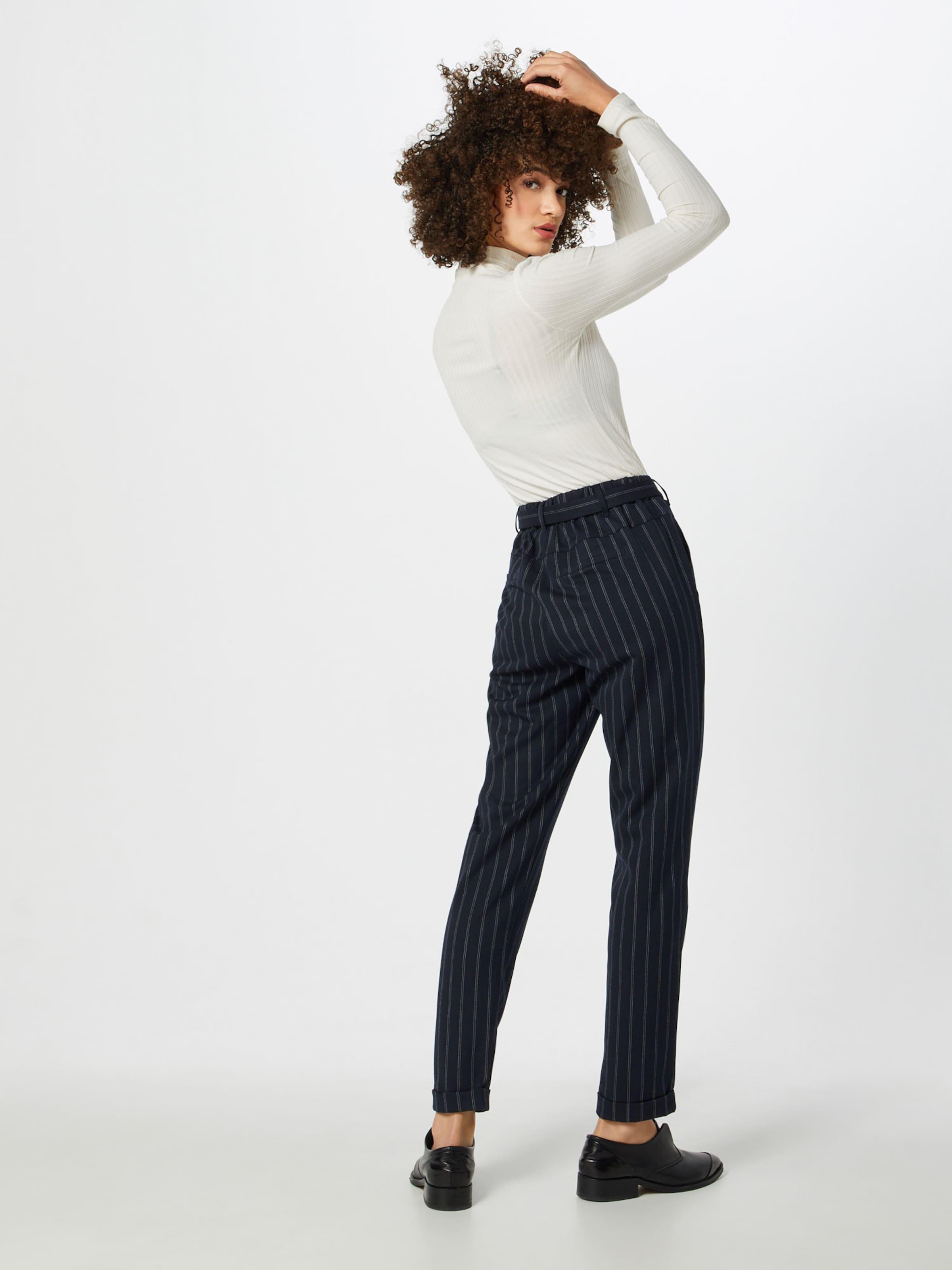 Belt Marine Pantalon En Kaffe 'ulla Pants' eYHIWED29