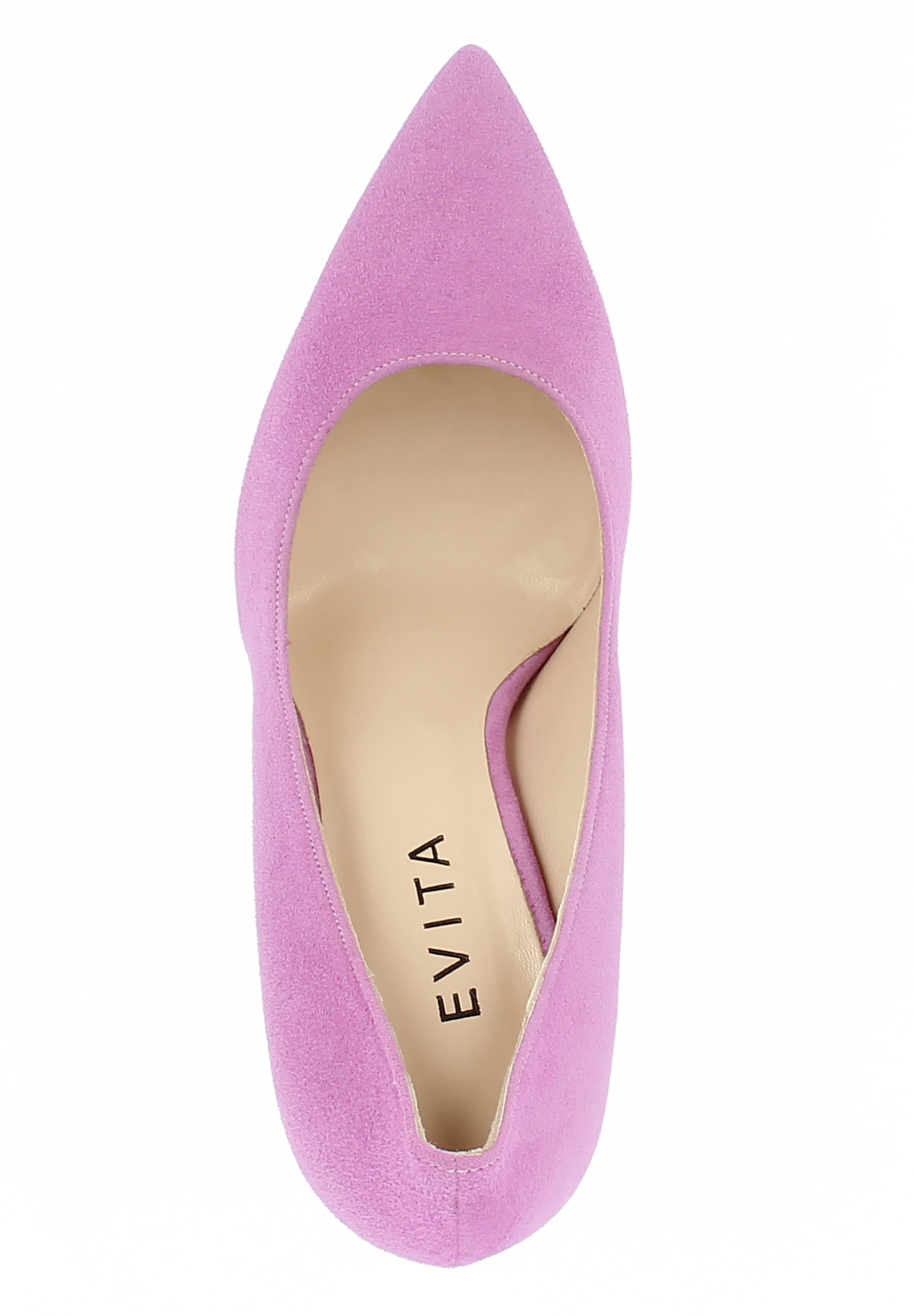 Escarpins Violet 'ilaria' Evita Evita En Escarpins En Violet Evita Escarpins 'ilaria' En 'ilaria' 0Nnvm8wO