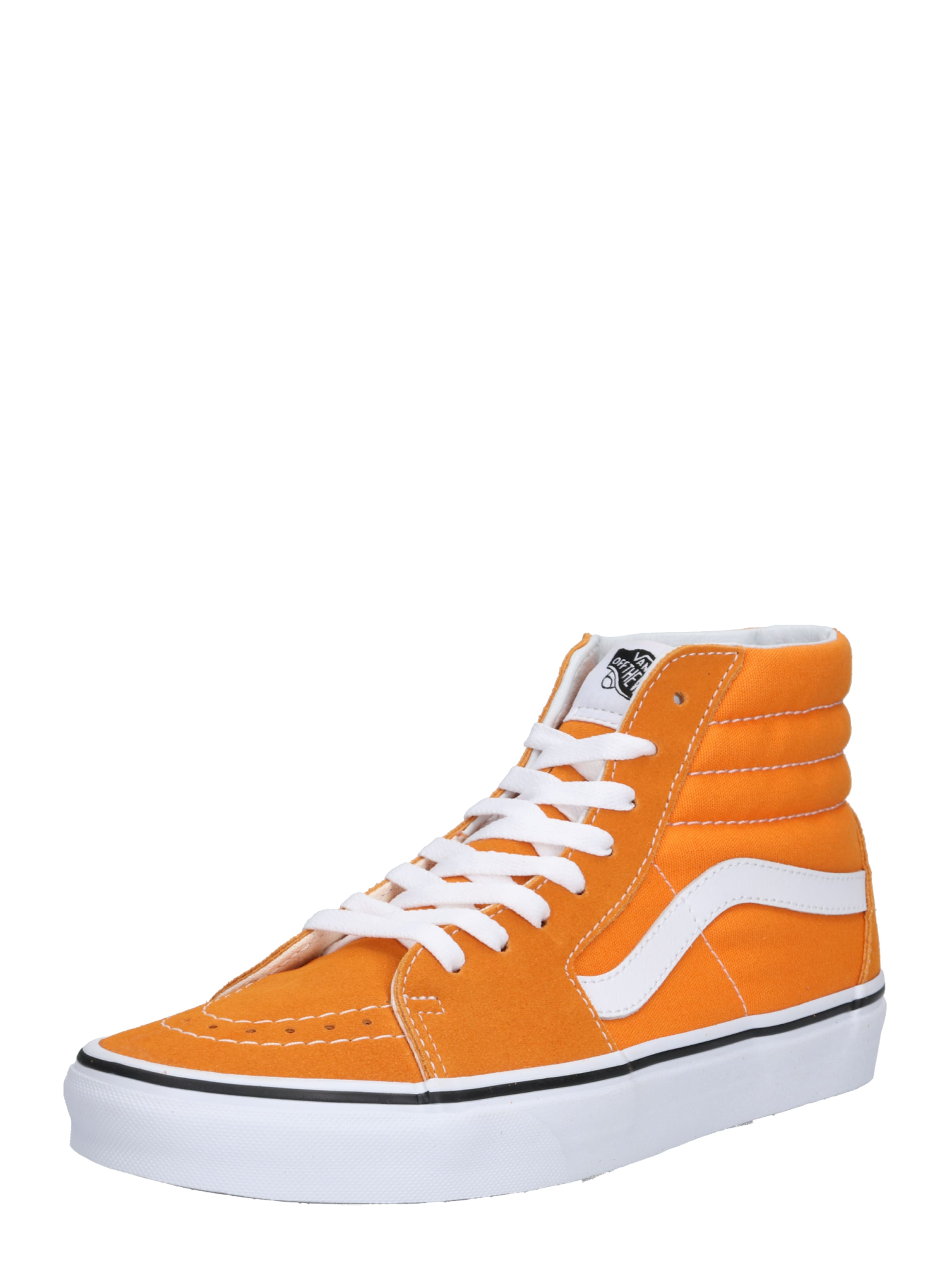 Baskets En Vans Vans OrangeBlanc Hautes En Baskets Vans En Hautes Hautes Baskets OrangeBlanc l1JcTK3F