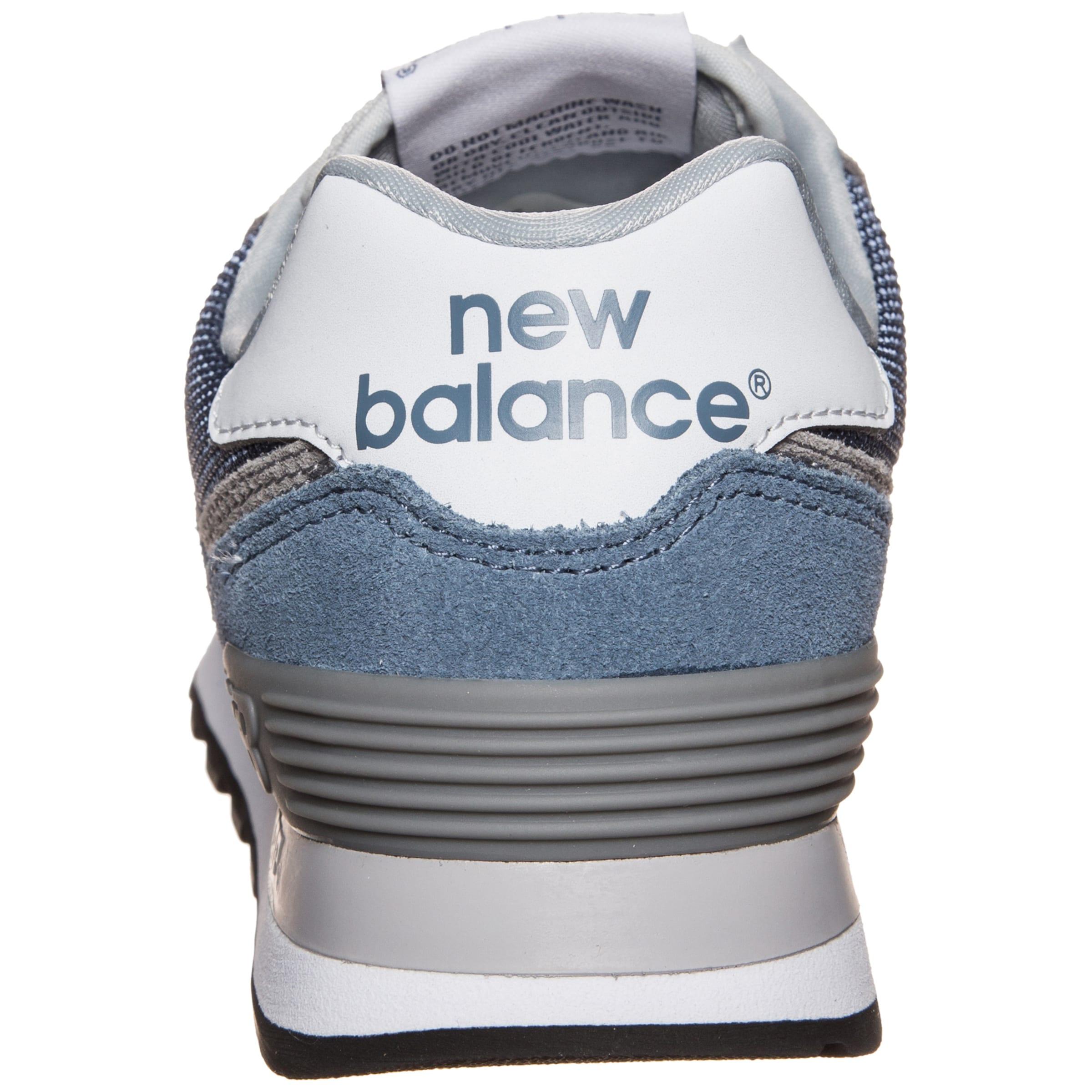 Baskets cc CielBlanc Balance Basses Bleu New 'wl574 b' En xWCBorde