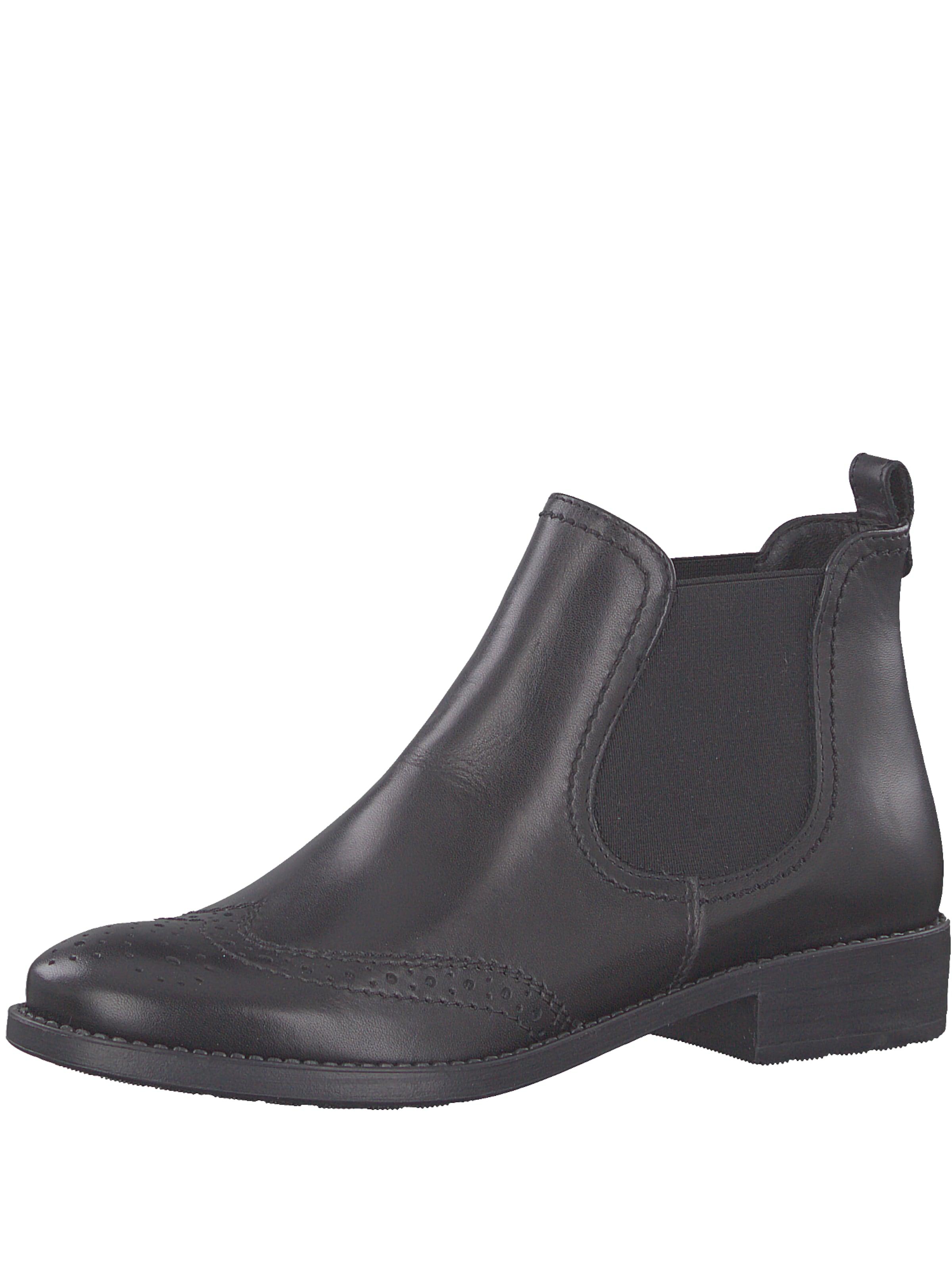 Noir Tamaris Noir Chelsea Boots Boots Chelsea En Tamaris Tamaris En fyb76g