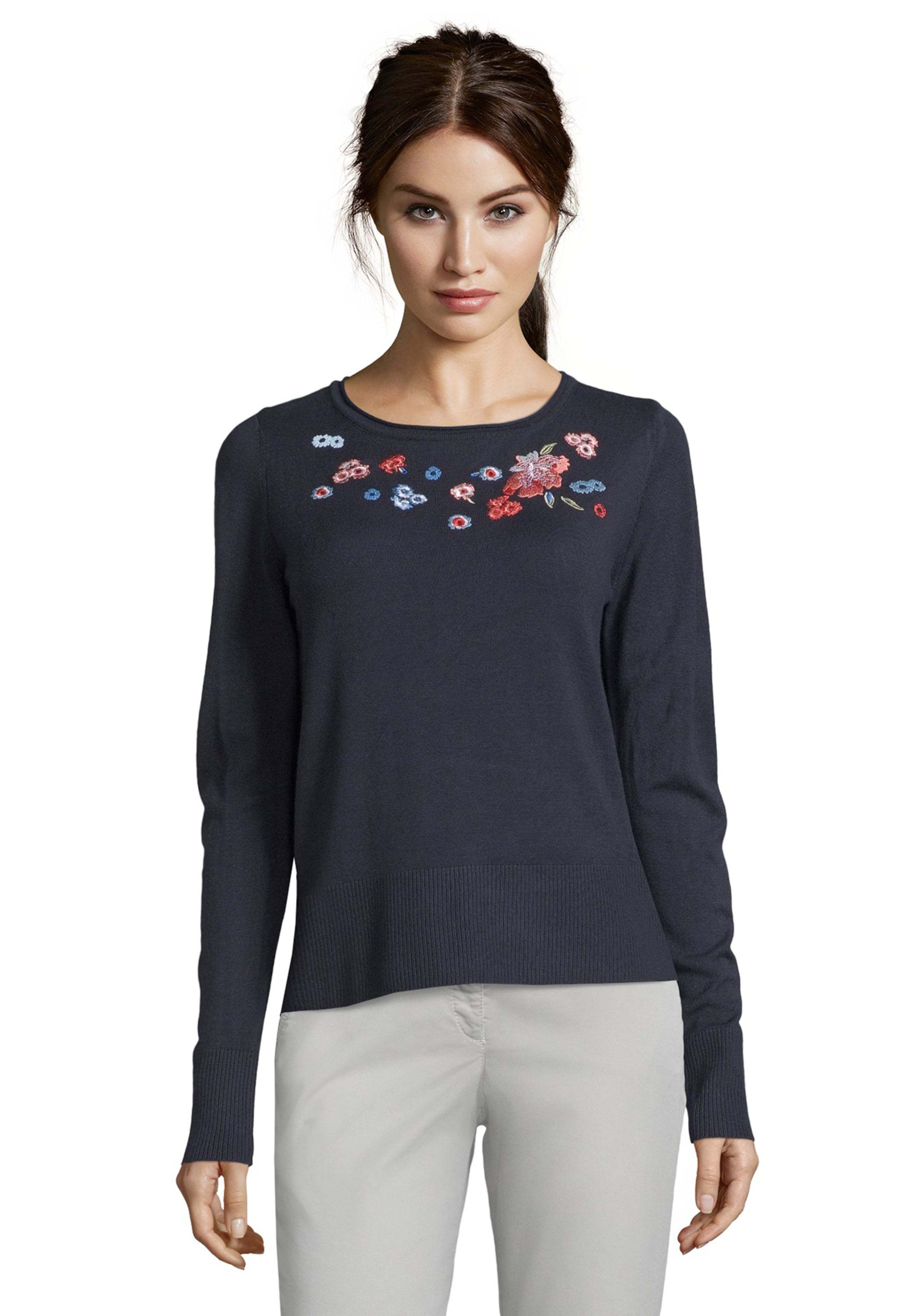 Barclay Pullover Melone In NavyHellblau Wei Betty OPTkiZXwu