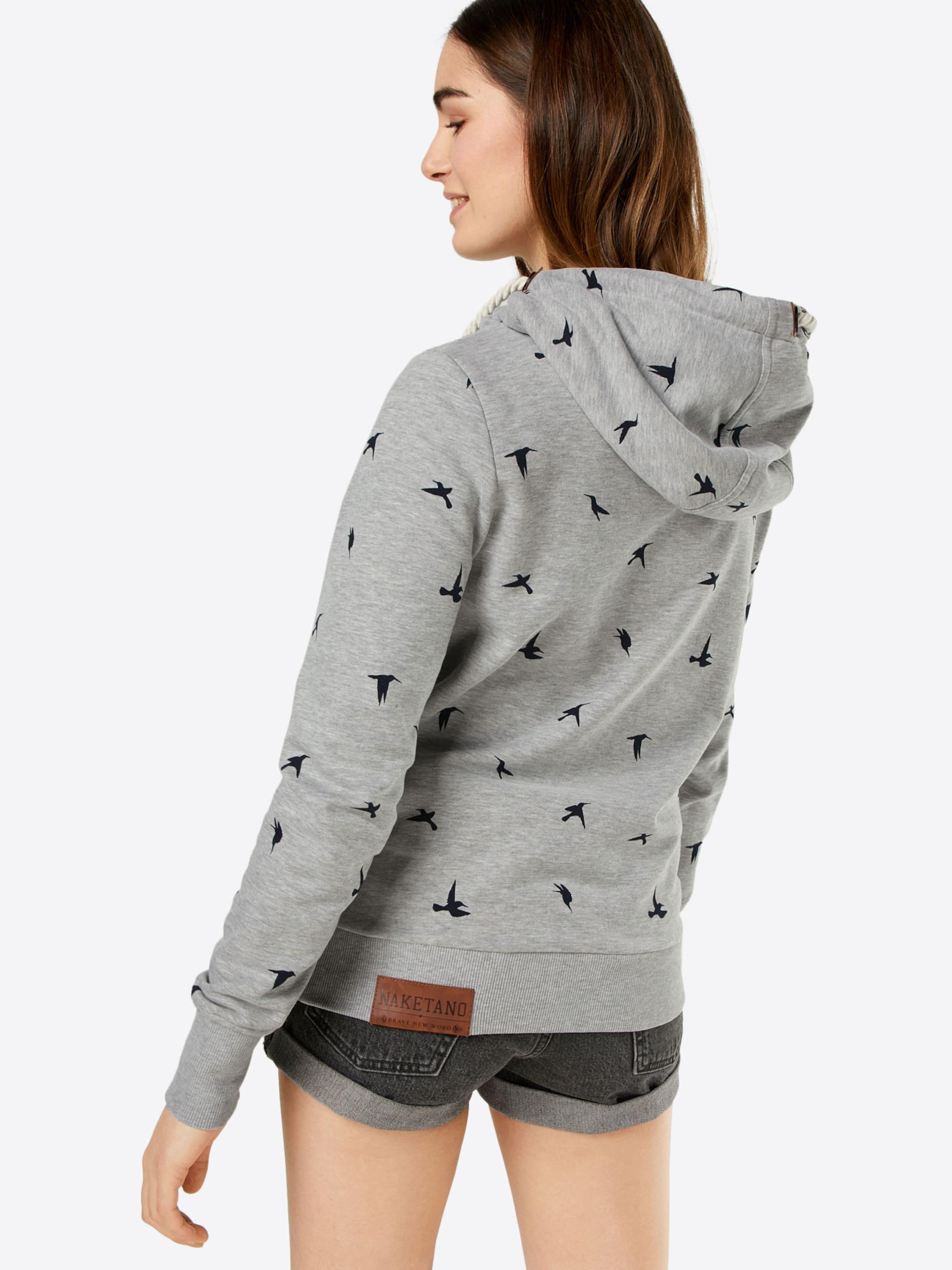 shirt Gap' Gris Sweat The Naketano For 'go En ClairNoir fYb6g7yv