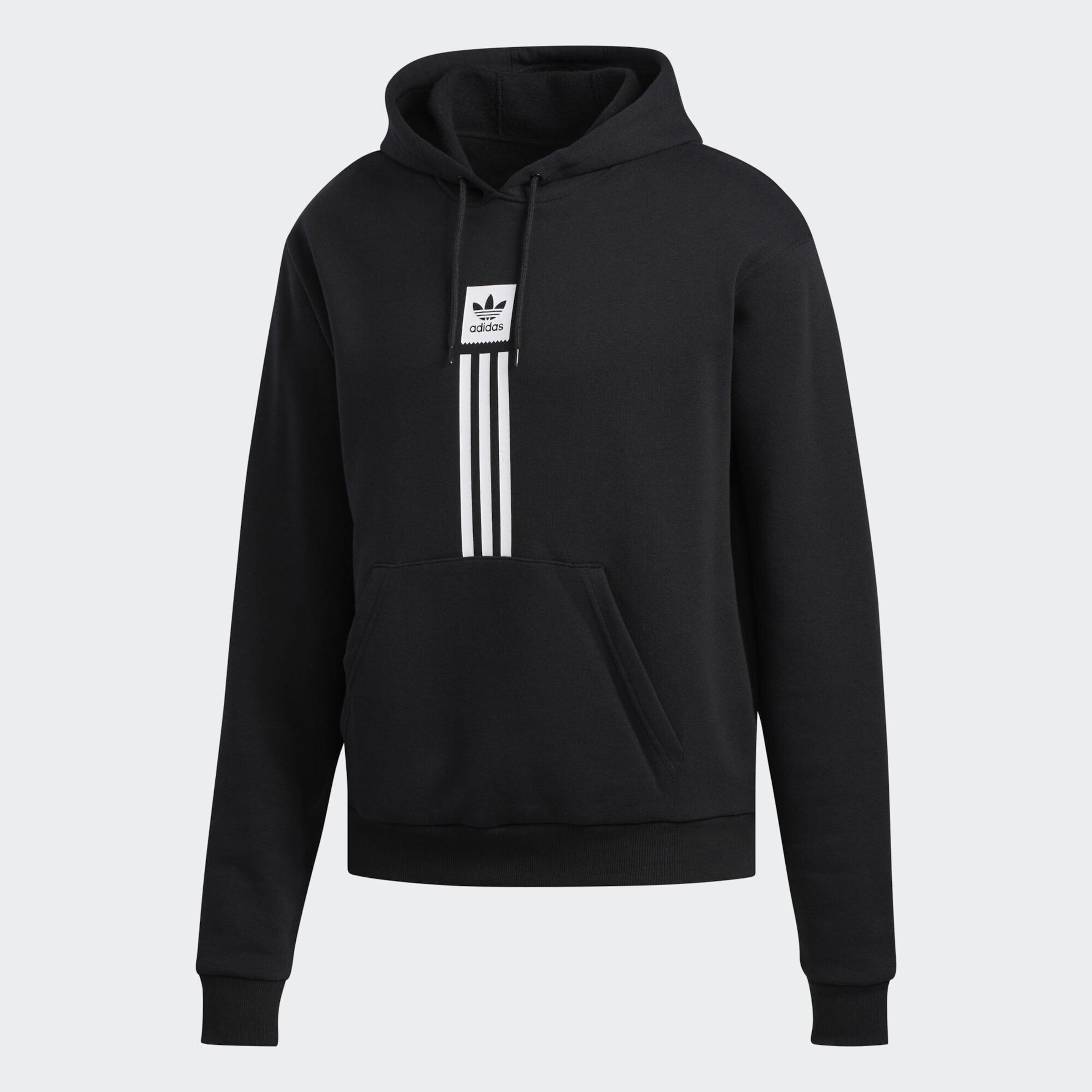 'solid Pillar' Sweat Adidas Originals NoirBlanc En shirt 4cL5RjS3Aq