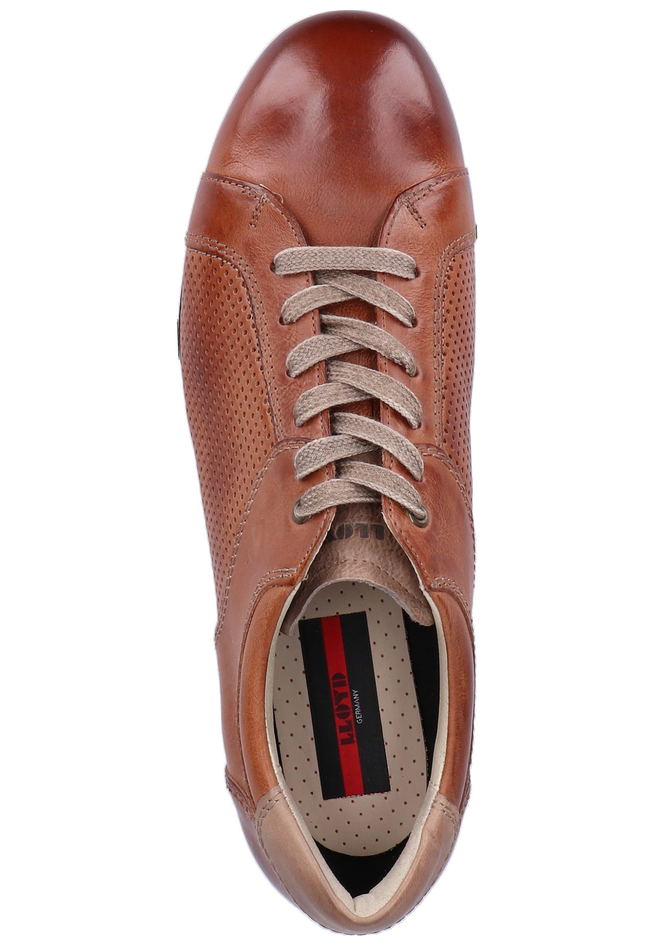 Sport En Lloyd Lacets Chaussure À Cognac De DIH9WEY2