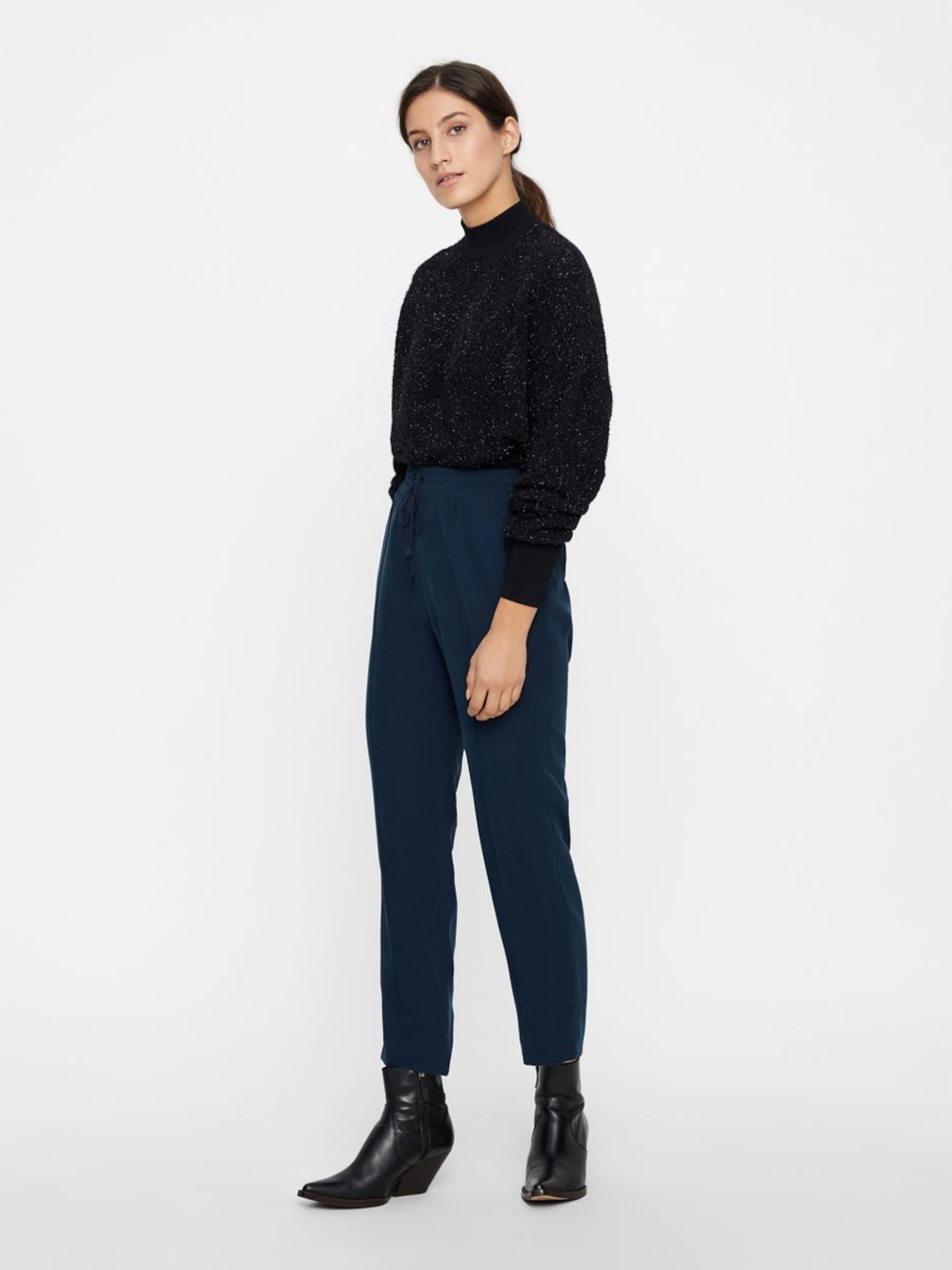 Pantalon a En Y s Bleu Nuit K1FlJcT