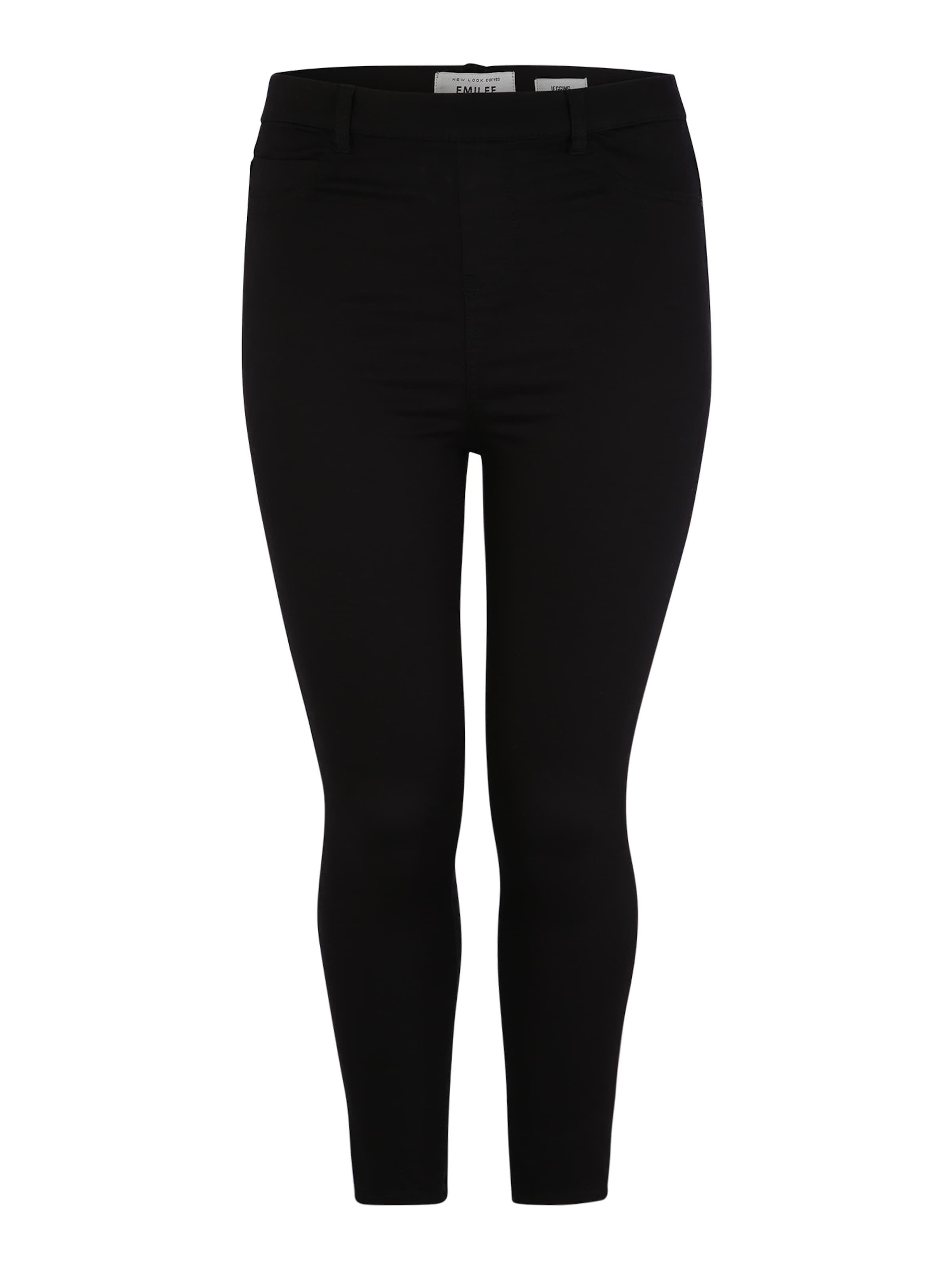 Curves Jeans In Look New Schwarz CrodeQBxW