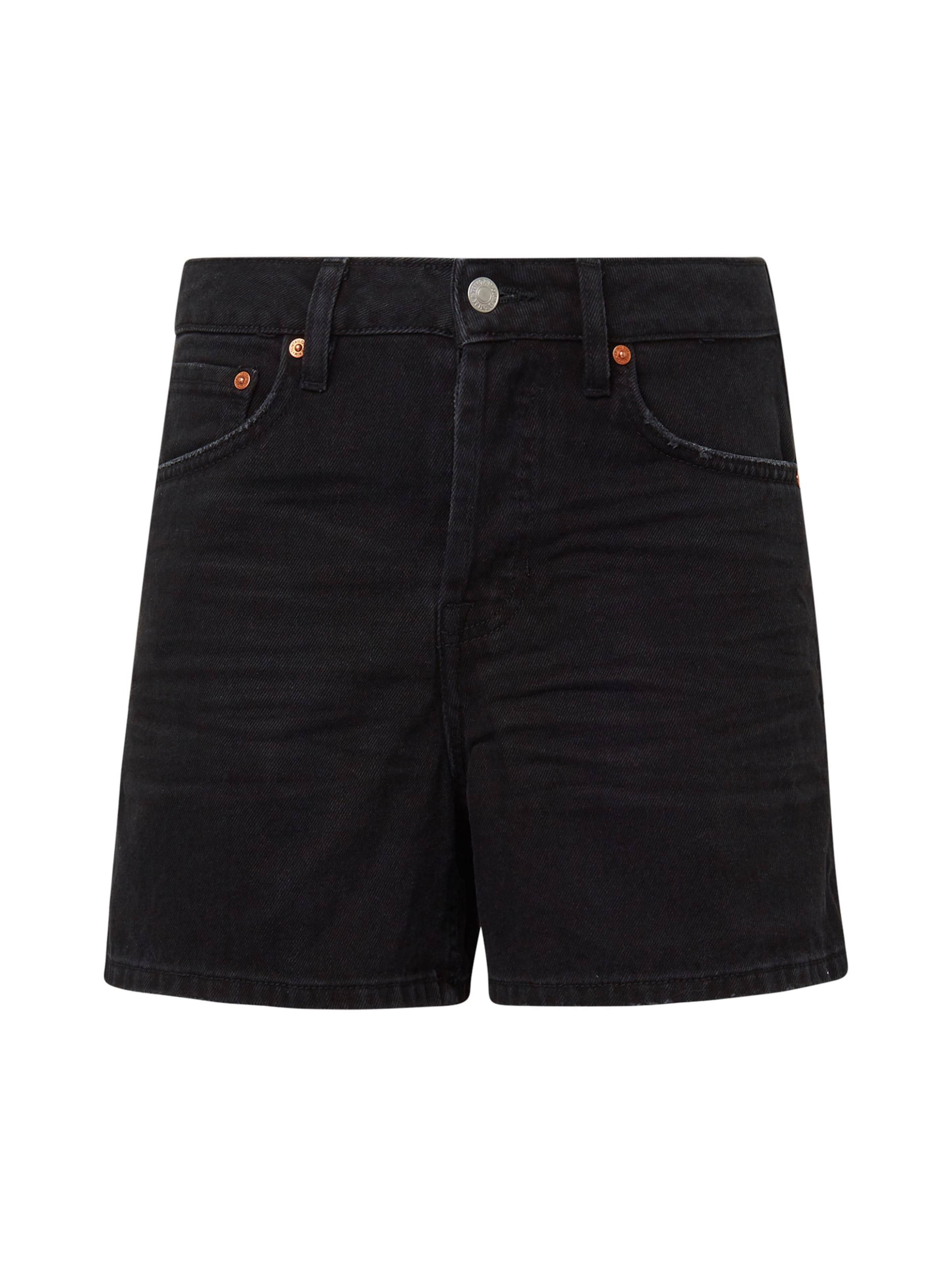 Jeanshorts Tom In Denim Black Tailor OkZuPTwXi