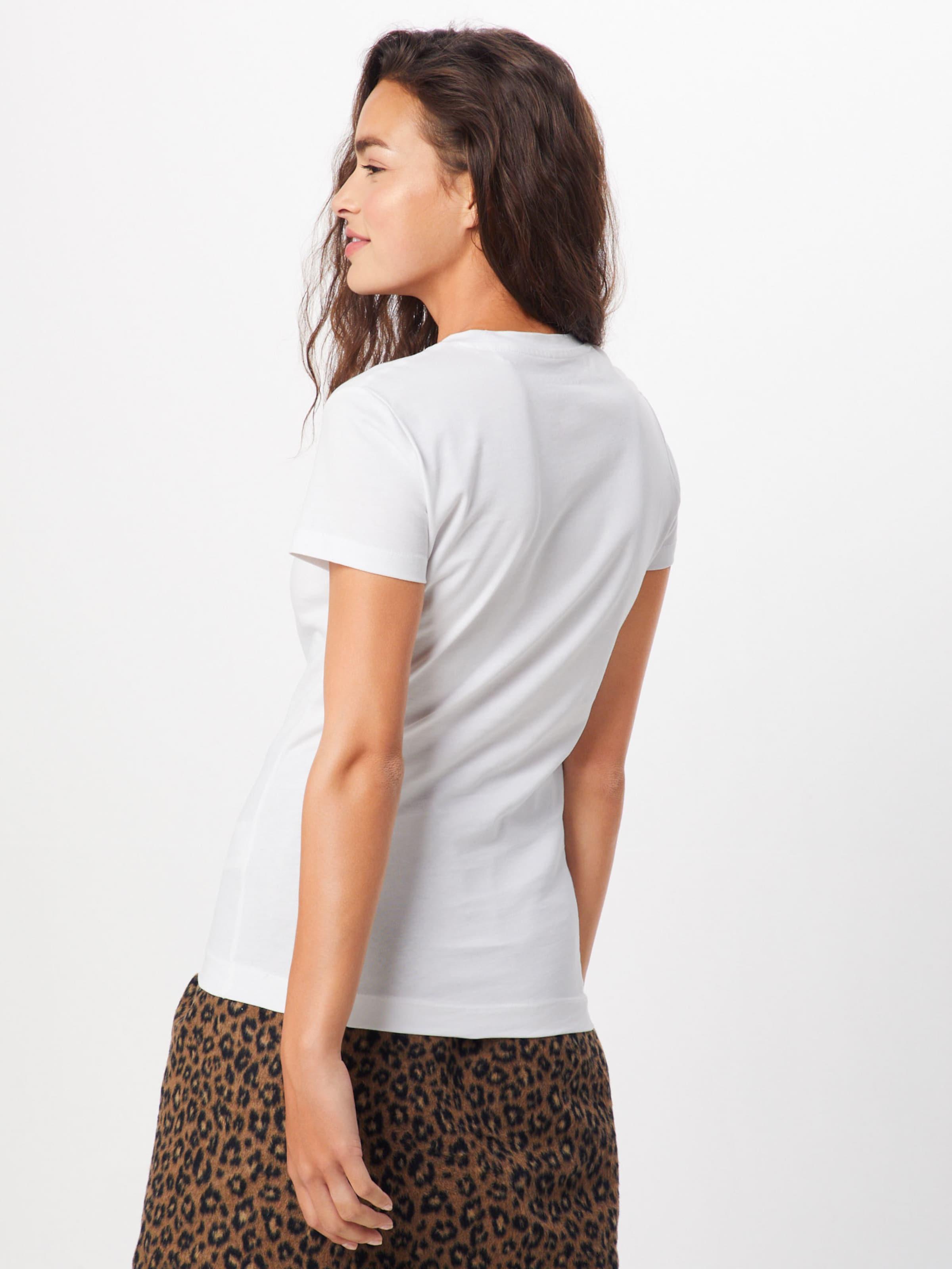 Guess En shirt T T Guess Blanc J5KuTl13Fc