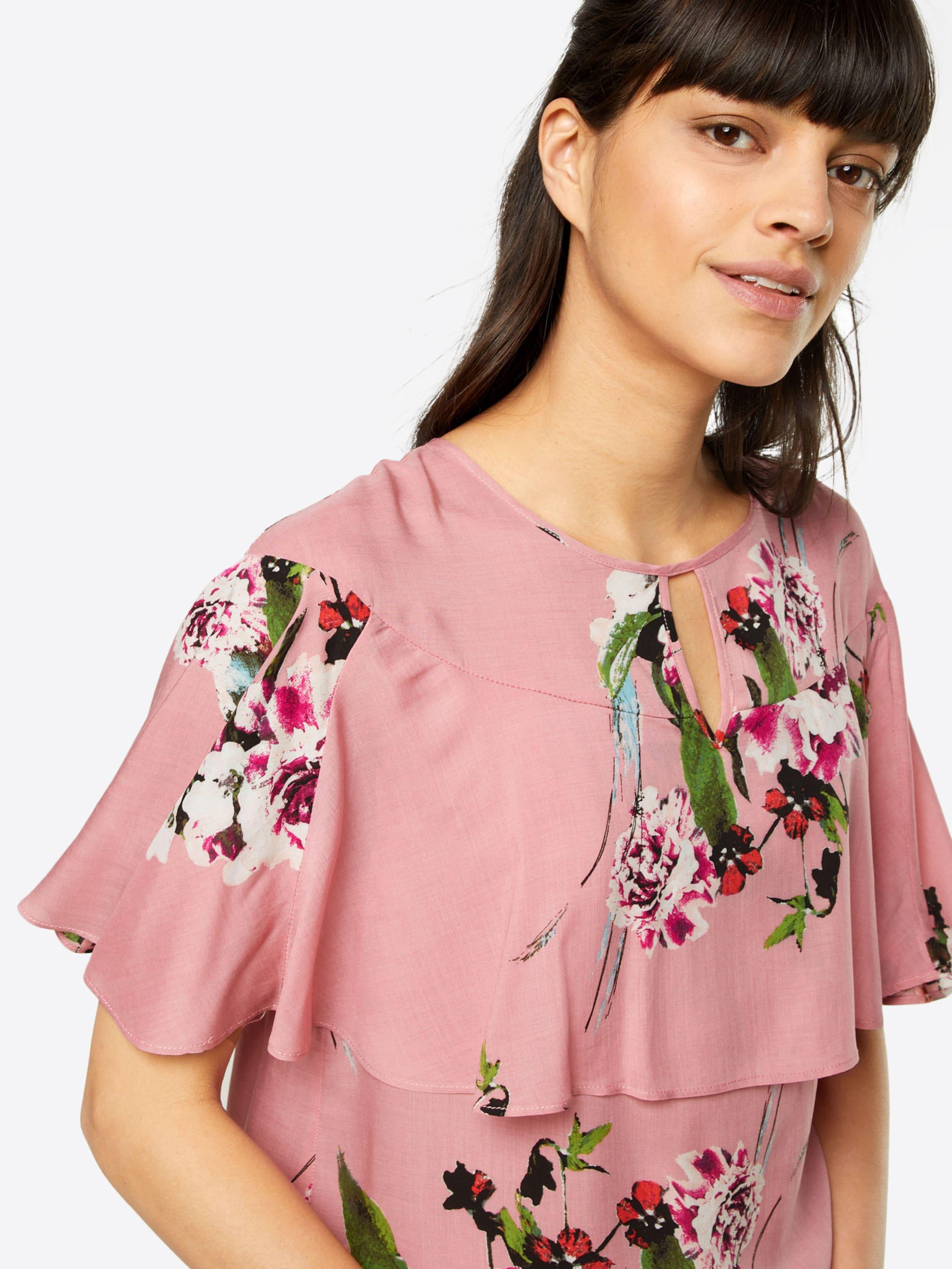 En Rose Vila shirt Rose T T shirt Vila Vila En 9DHW2YEI