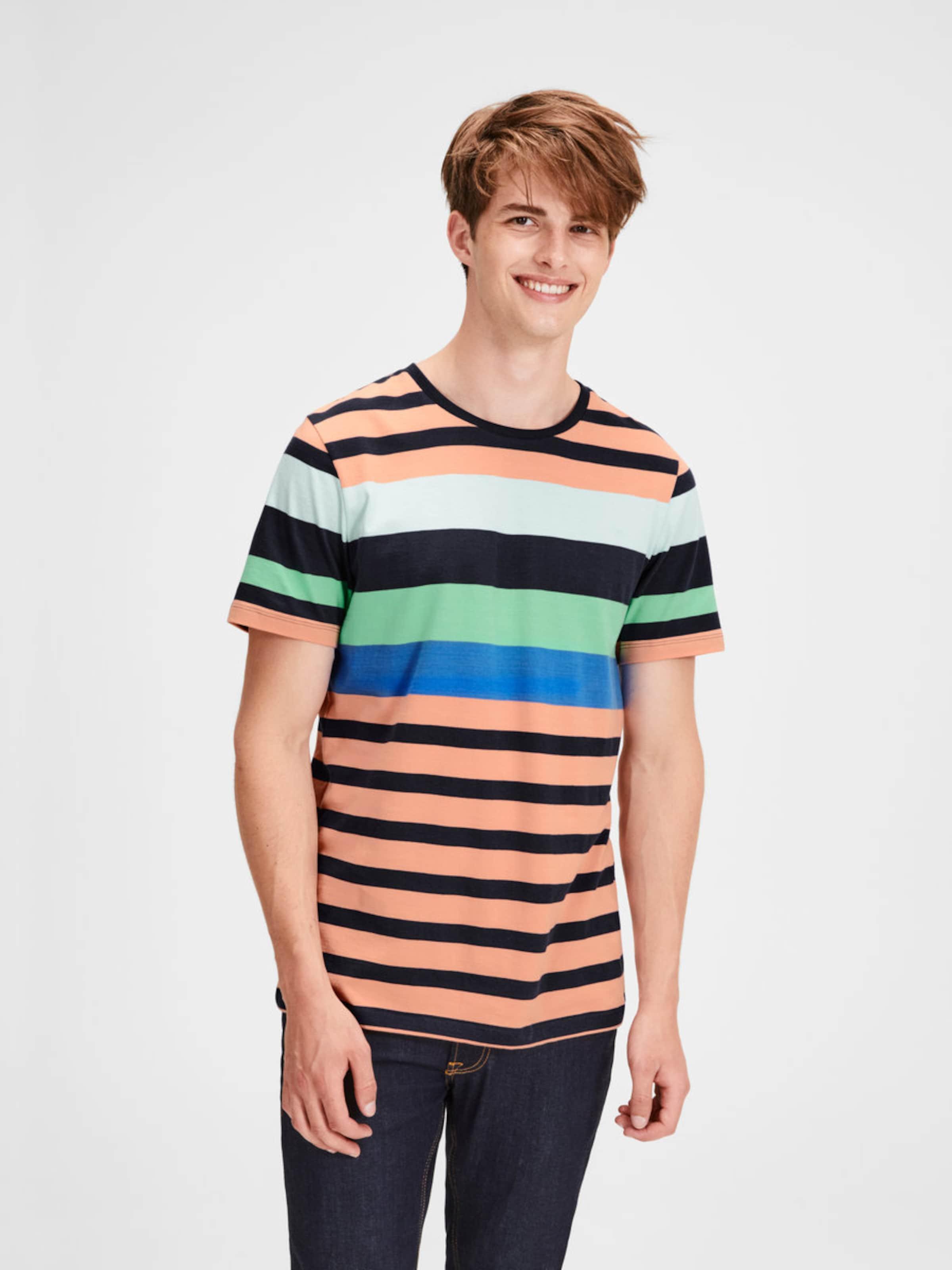 shirt Jones T BleuOrange Jackamp; En 1FlKcJ