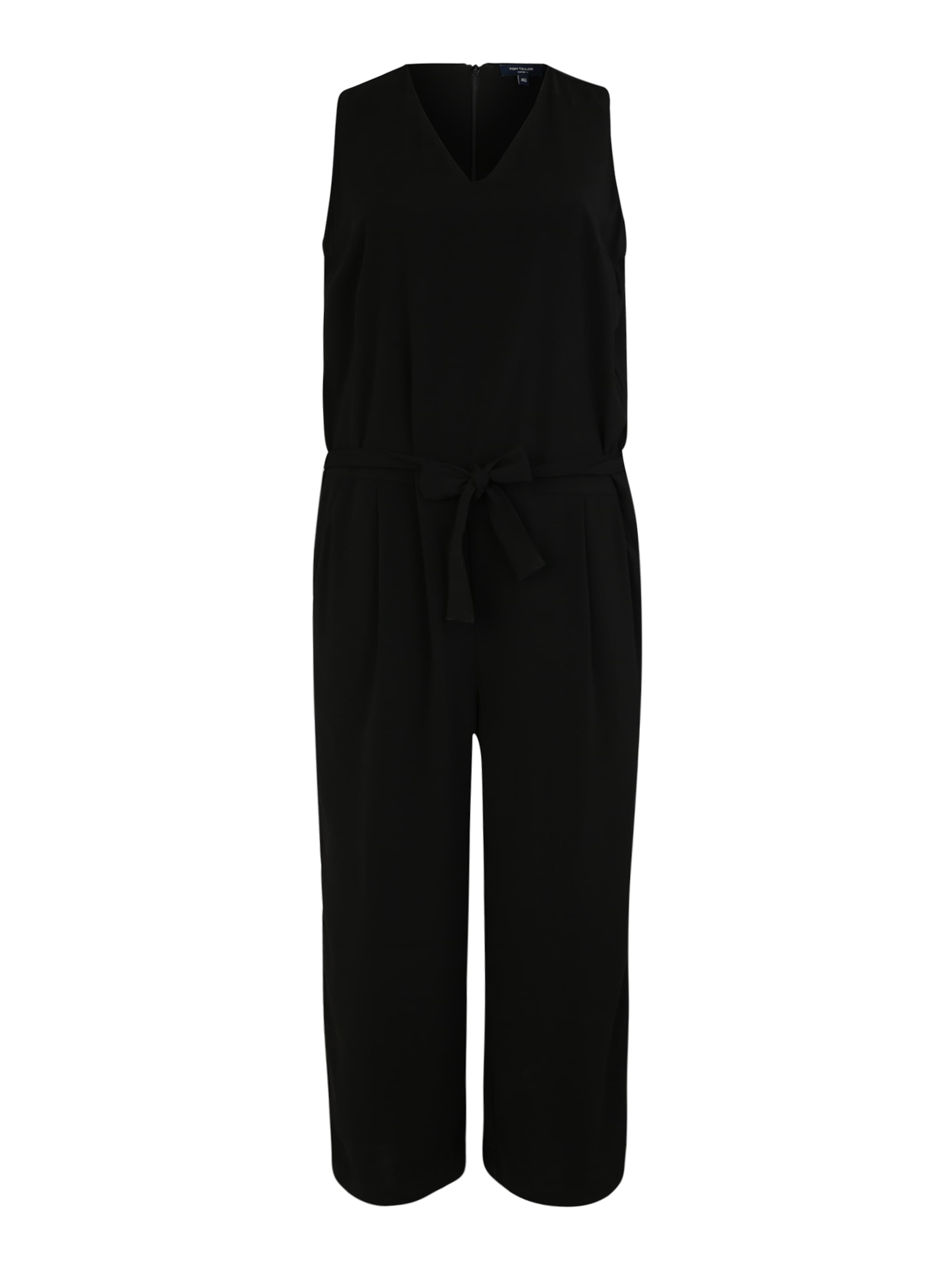 Tailor Tom Schwarz In Tom Tom In WomenJumpsuit Schwarz WomenJumpsuit Tailor 354jqLRA