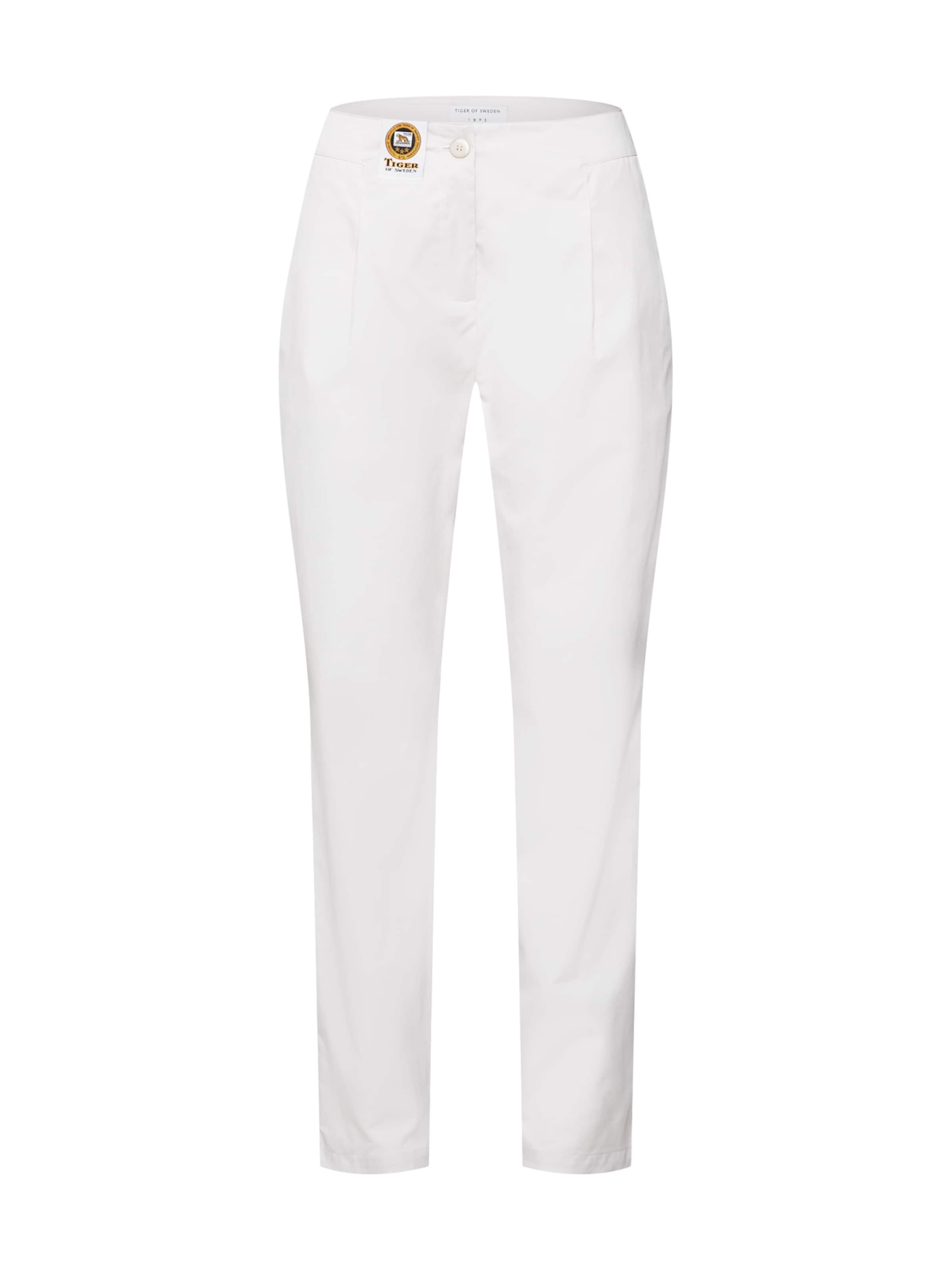 Crème Of À Pantalon Sweden 'ara' Pince En Tiger eE9YWHIbD2