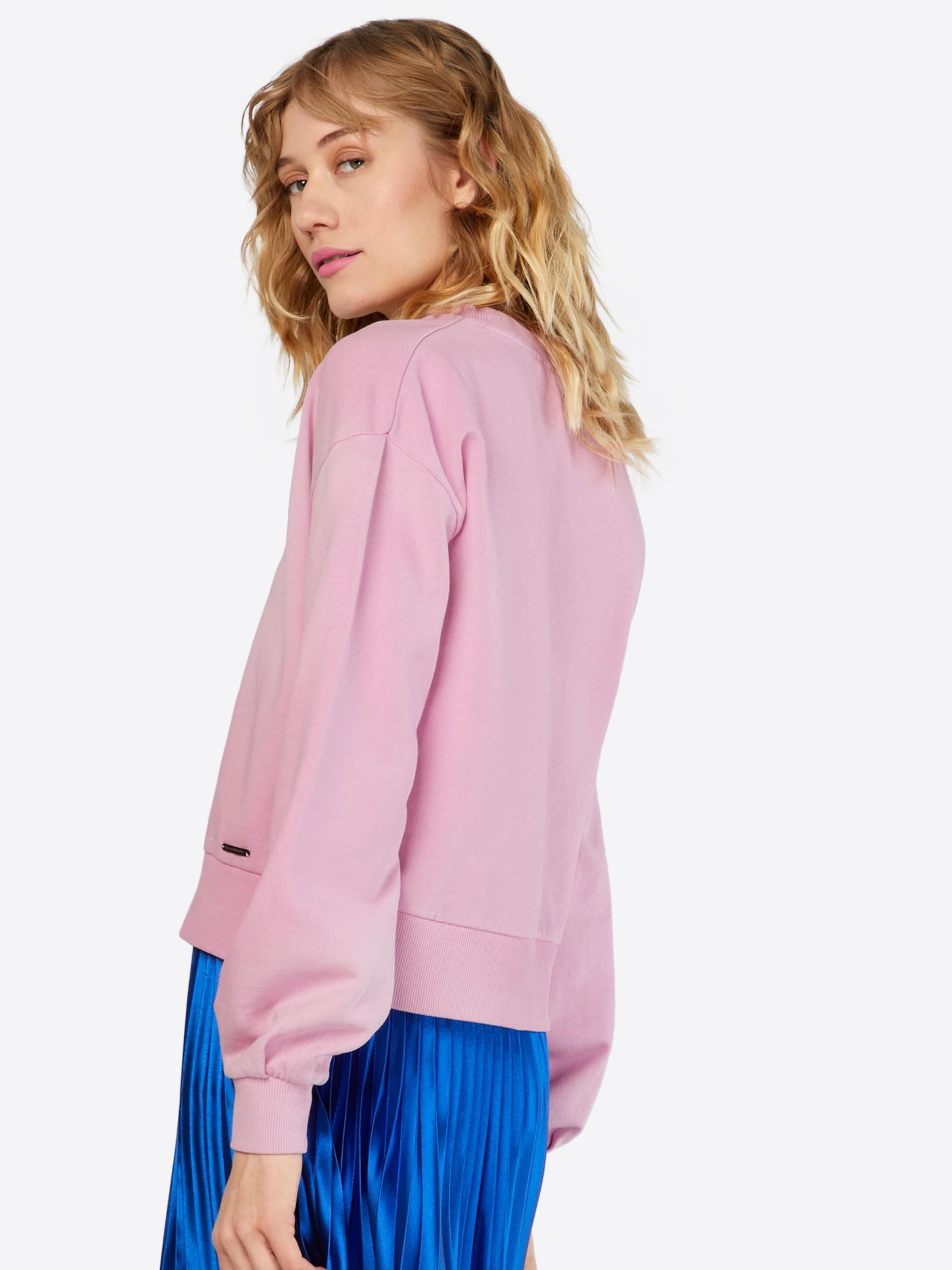 Nümph Sweatshirt Sweatshirt 'benjamina' In Nümph Nümph Pink 'benjamina' In Pink orxdeCBW