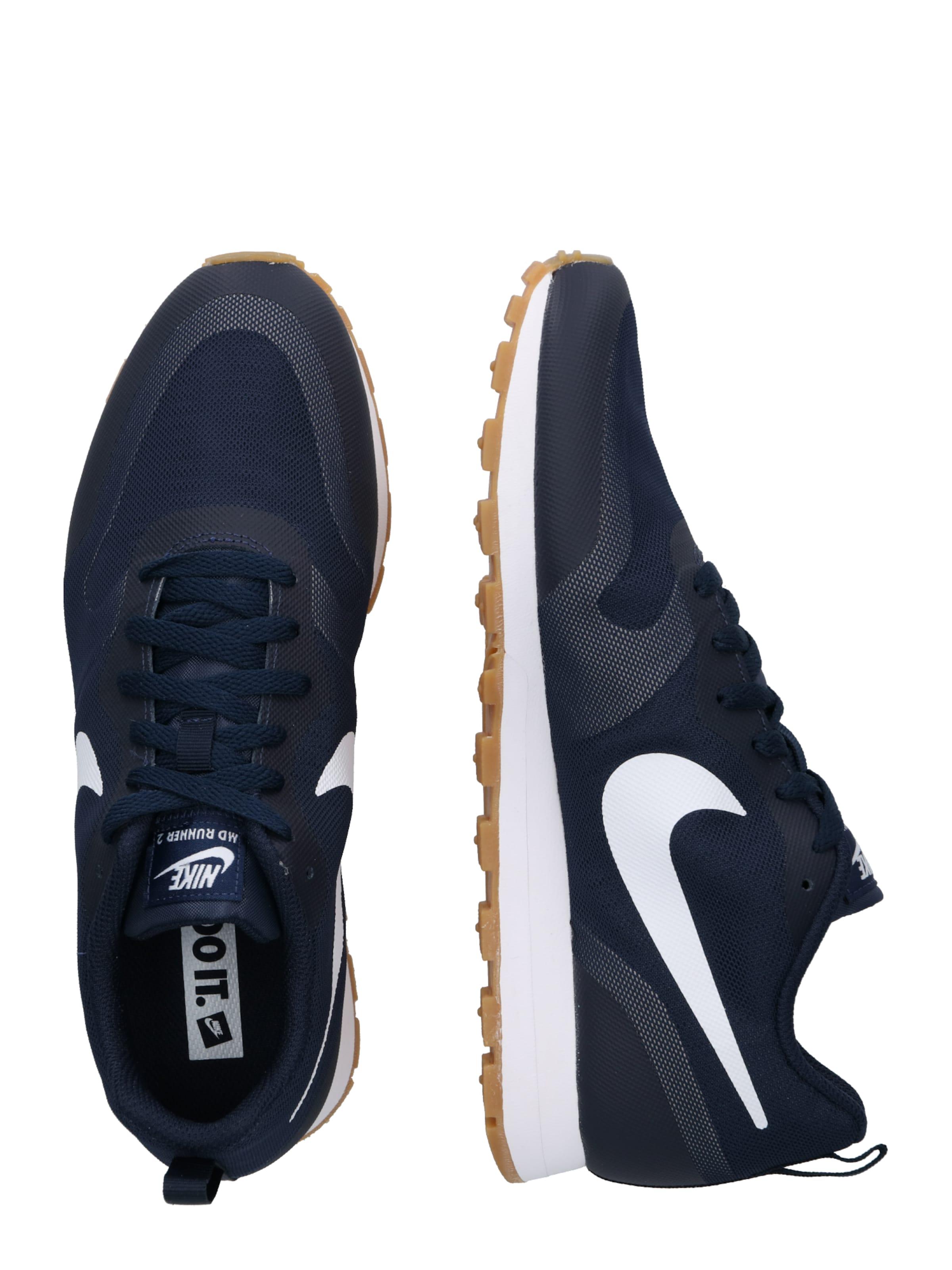 'md Basses Runner Baskets 2 Nike 19' En Bleu Sportswear MarineBlanc 54RjLAq3