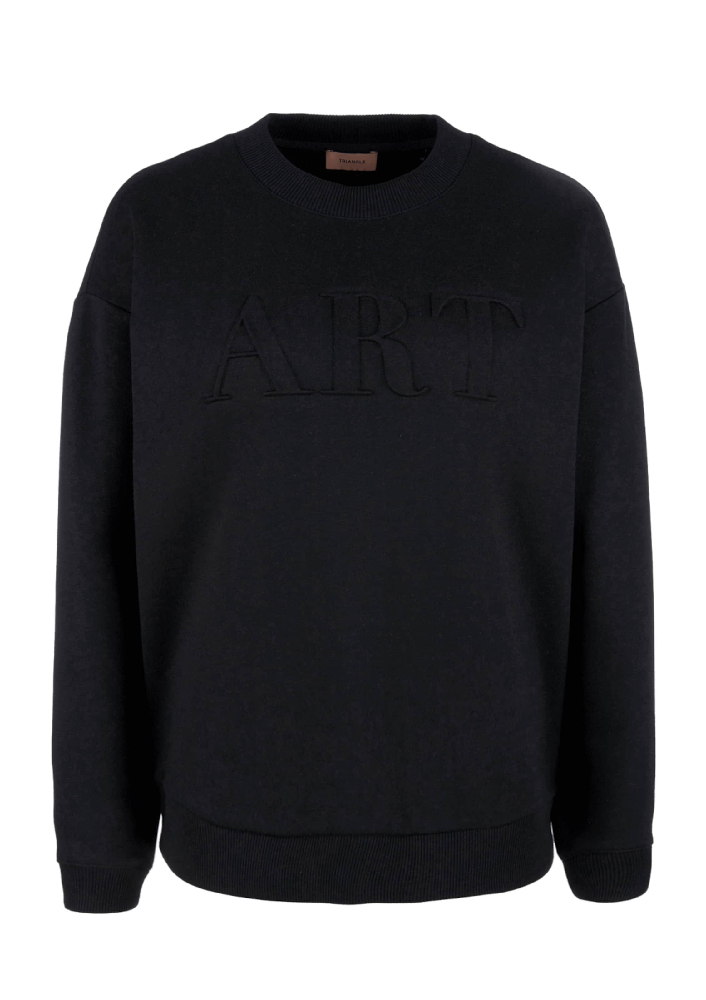 Triangle Sweatshirt Sweatshirt Triangle In In Sweatshirt In Schwarz Triangle Sweatshirt Triangle Schwarz In Schwarz shCtrxdQ