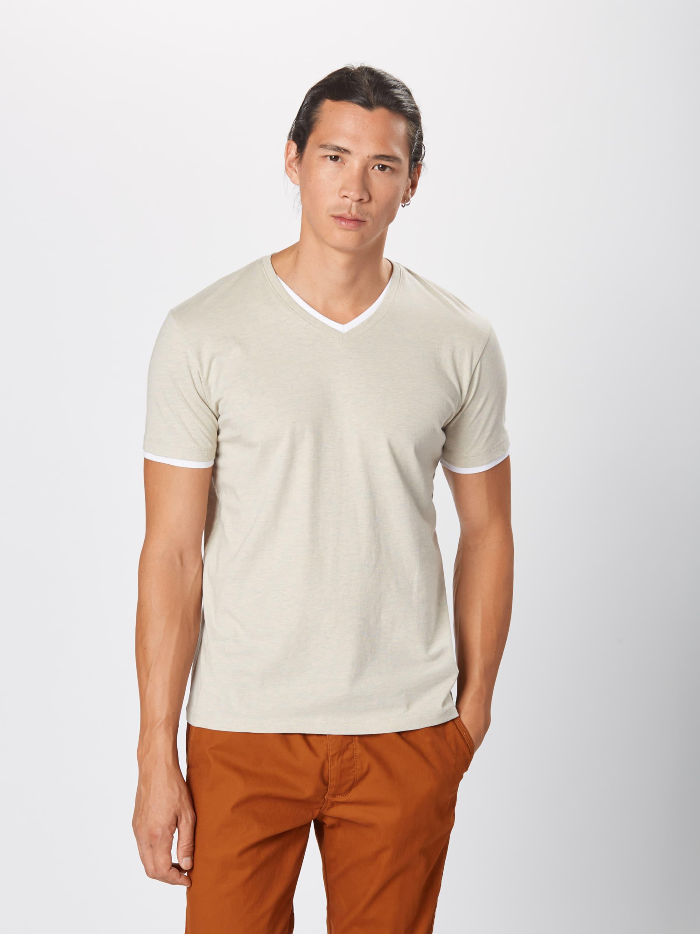 Beige En 089ee2k010' Esprit T shirt 'sg UzMVpqGS