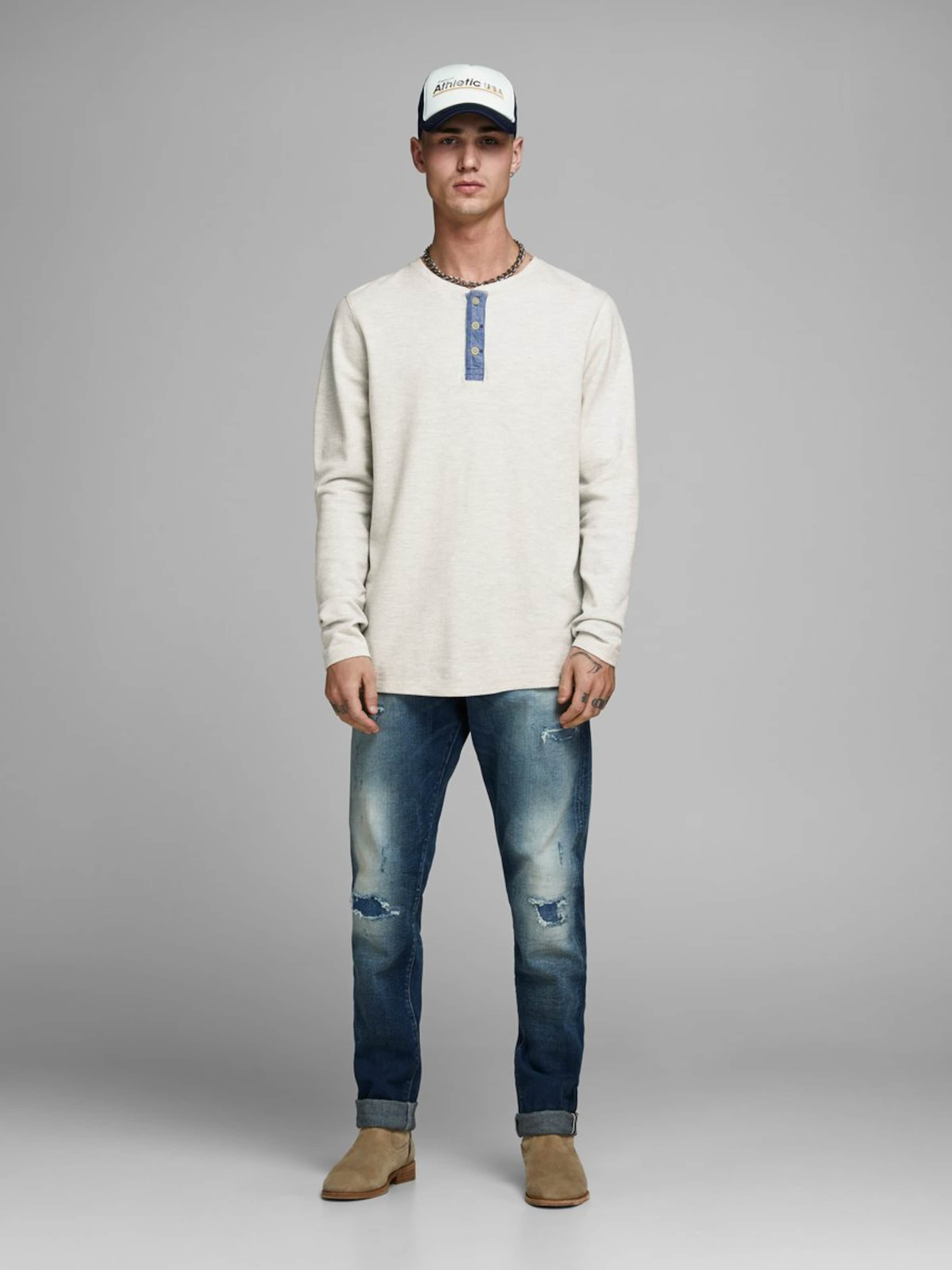 En Jackamp; Jones Marine Bleu shirt T XwOkZuPiT