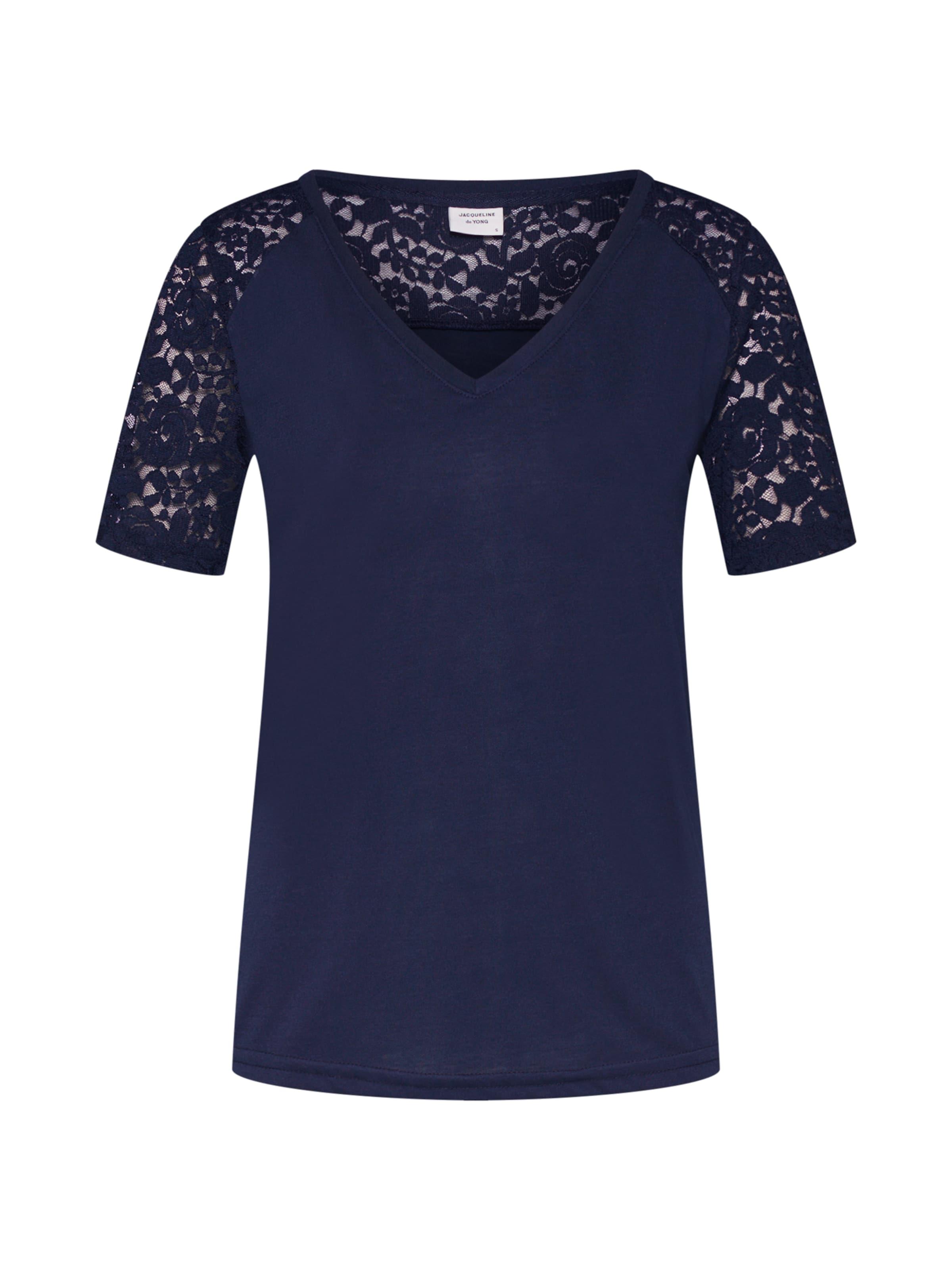 De En Jacqueline 'stinne' Noir shirt T Yong roCQBWdex