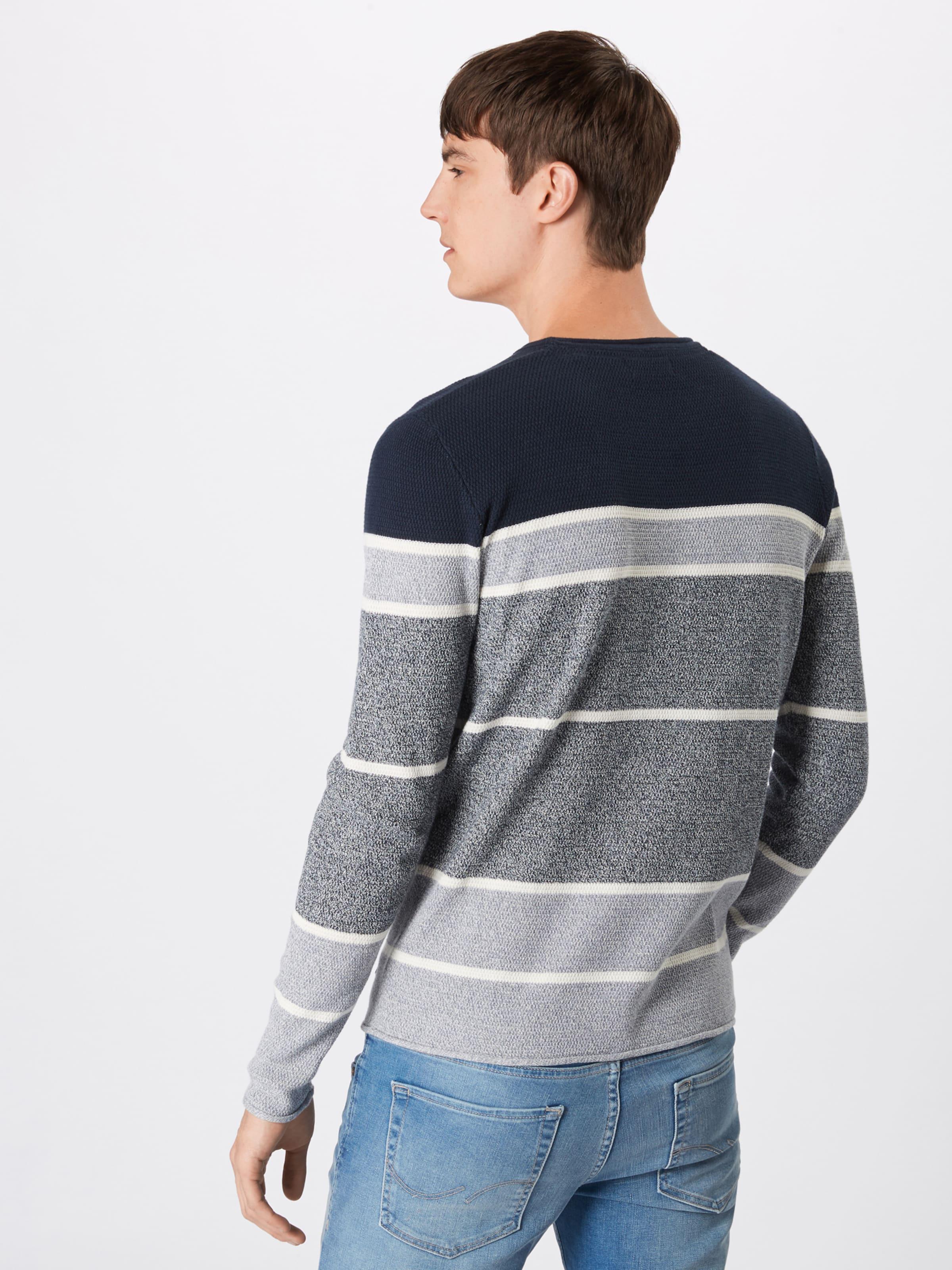 Pull En Bleu over 'knitAlf' FoncéGris solid ZnOX8wNPk0