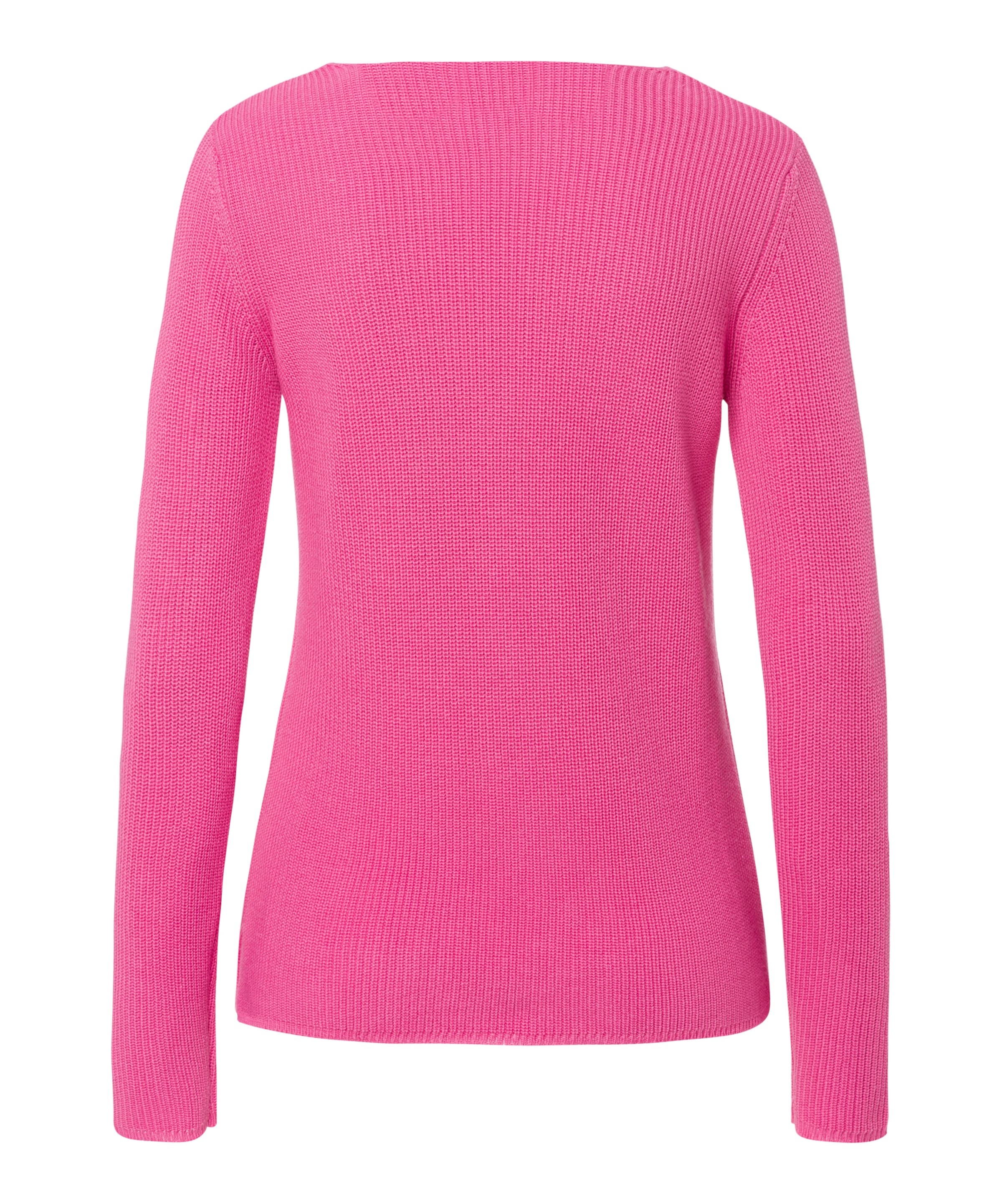 Pullover In Brax Dunkelpink 'lisa' EIWH9D2