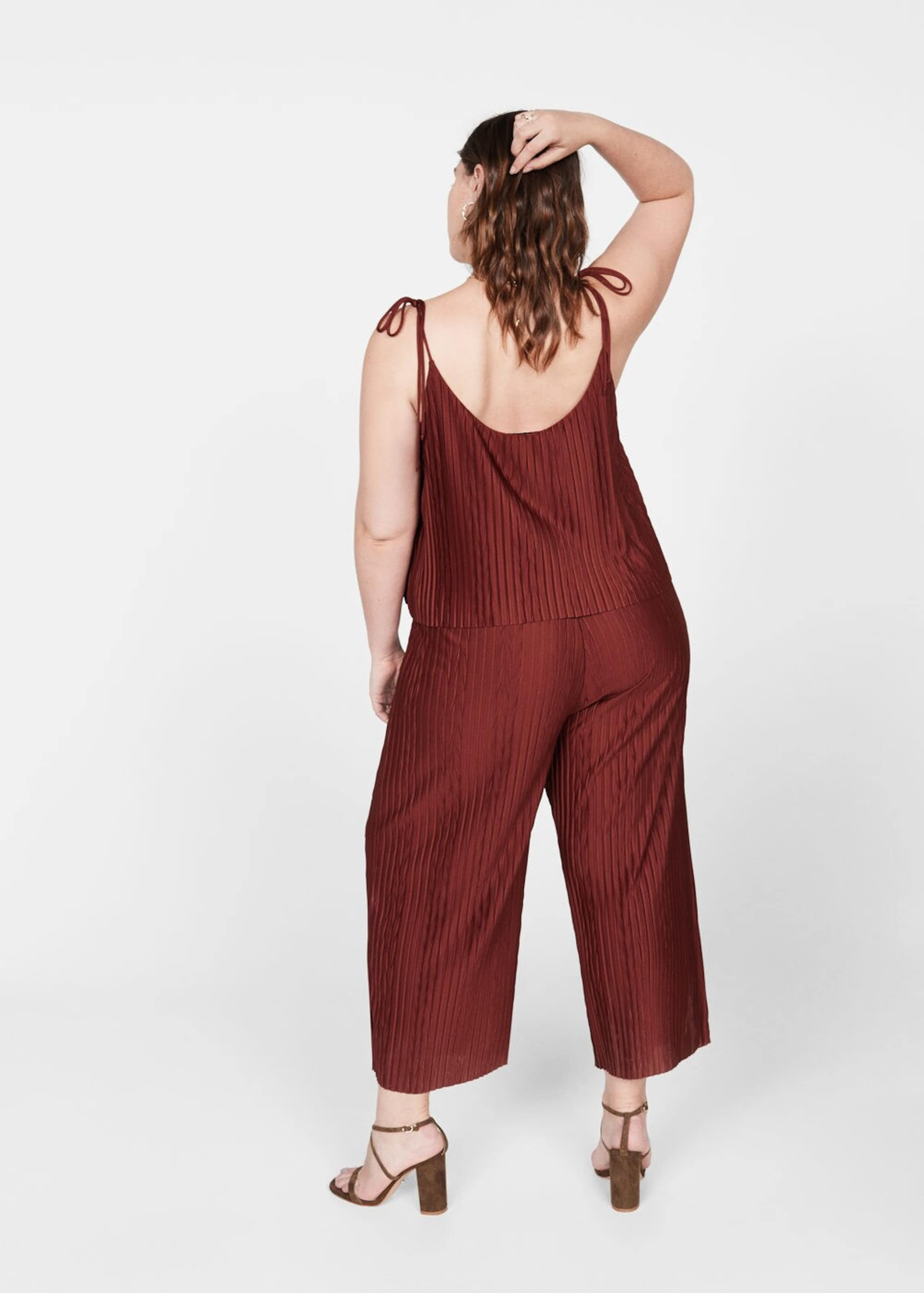 Rostrot Mango Overall Violeta 'plesi' In By Nmvw8n0