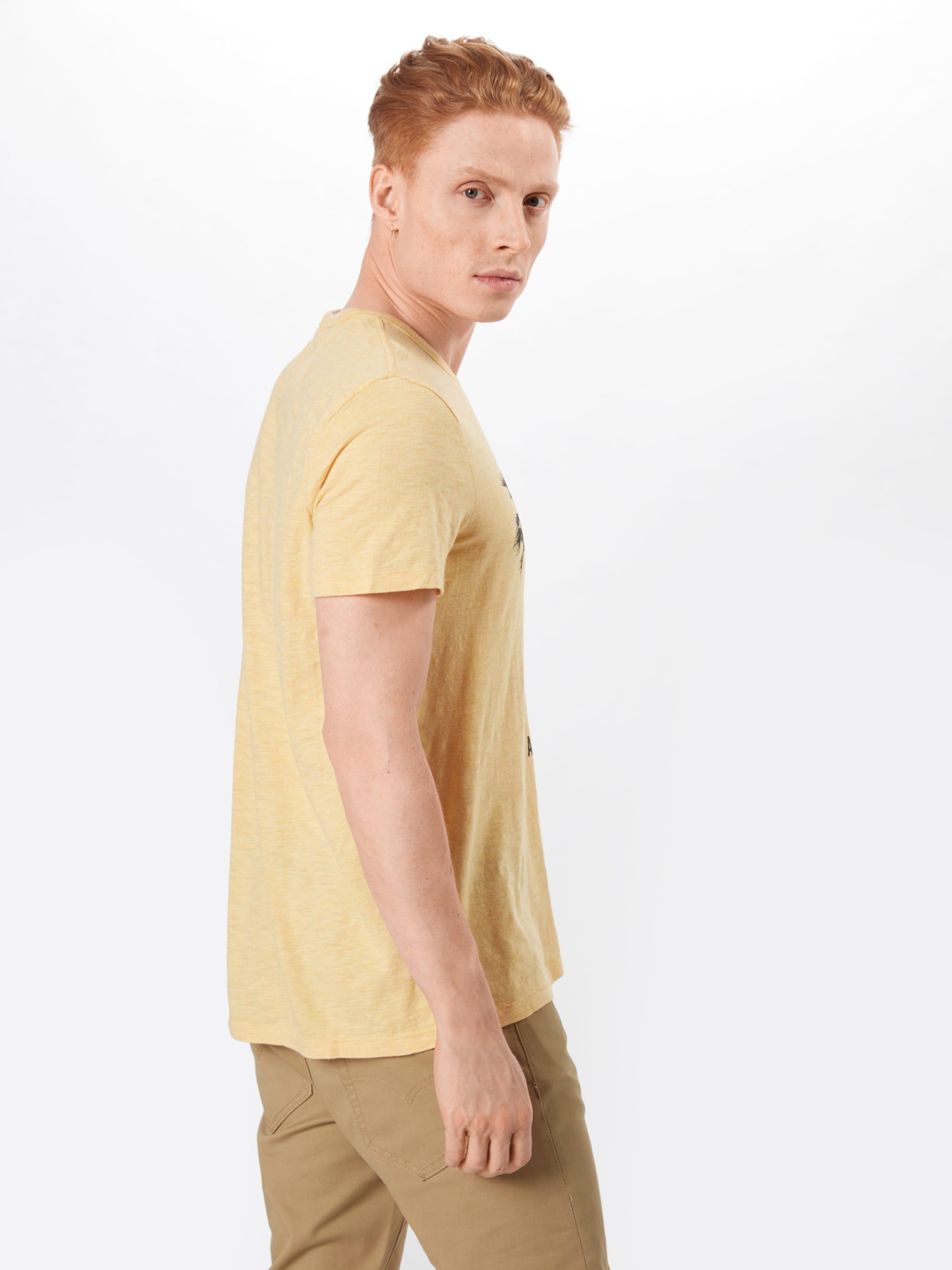 Republic JauneVert Rouge Banana En T Foncé shirt tQdCBhrxs