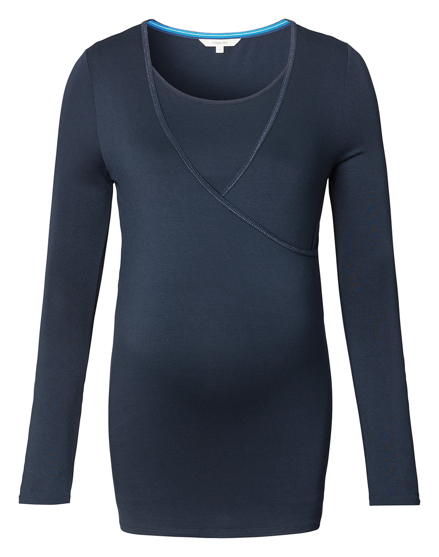 In Noppies BlauDunkelblau Shirt Noppies Shirt 'gracia' fY6v7gby