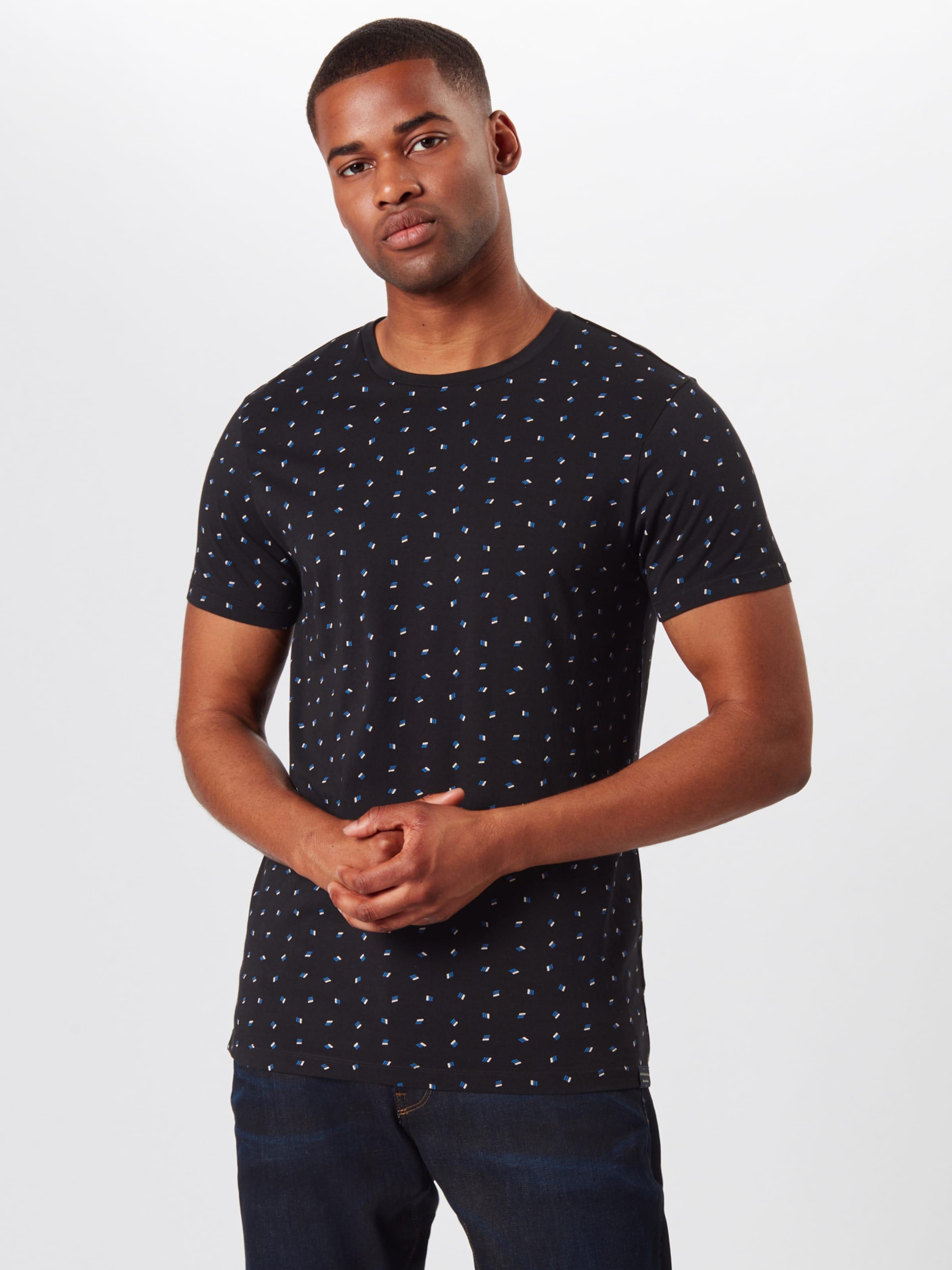 Scotchamp; shirt Soda Noir En T OPkn8ZN0wX