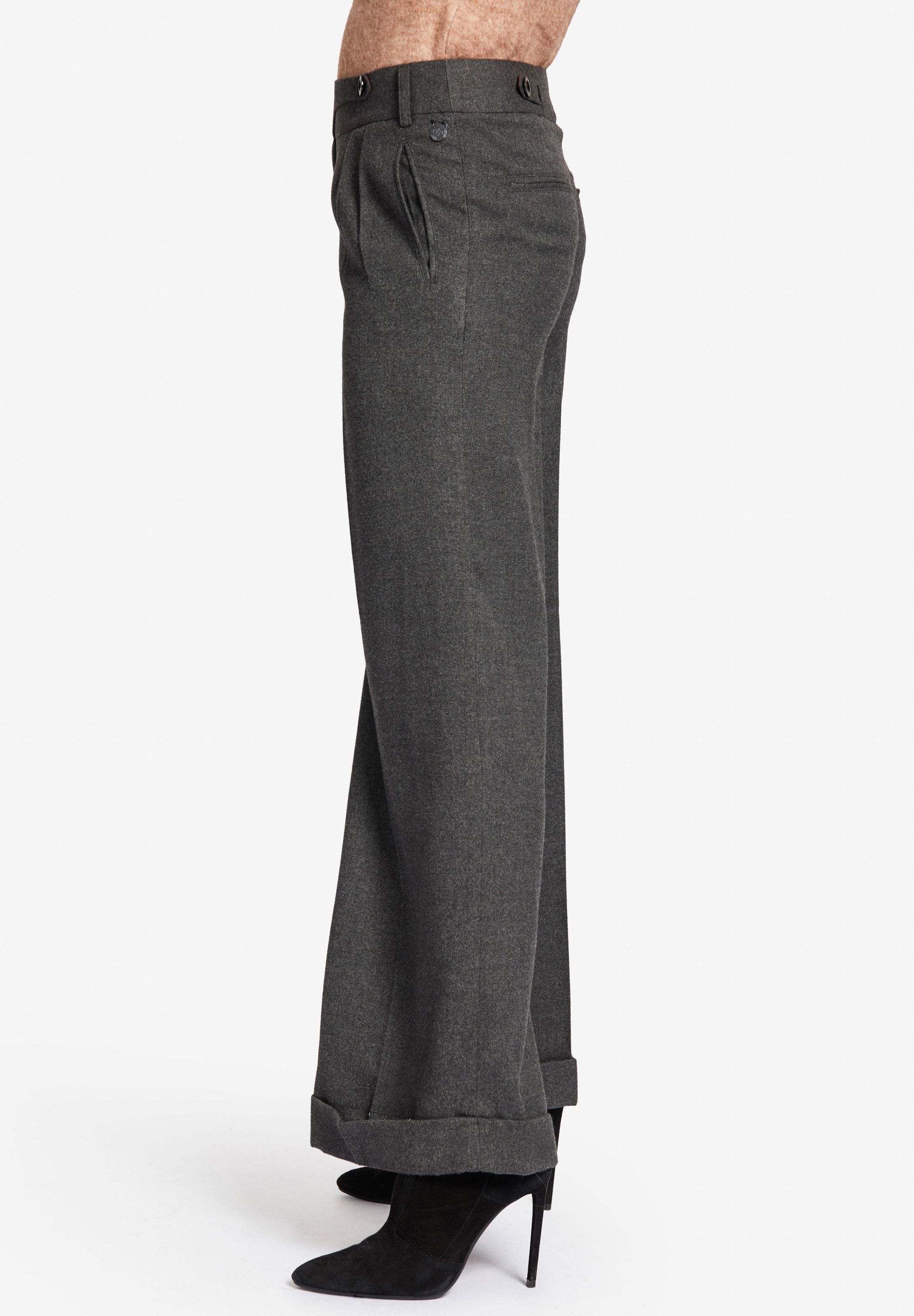 Veronica Bleu ' En Khujo Pantalon roQeWdBCx