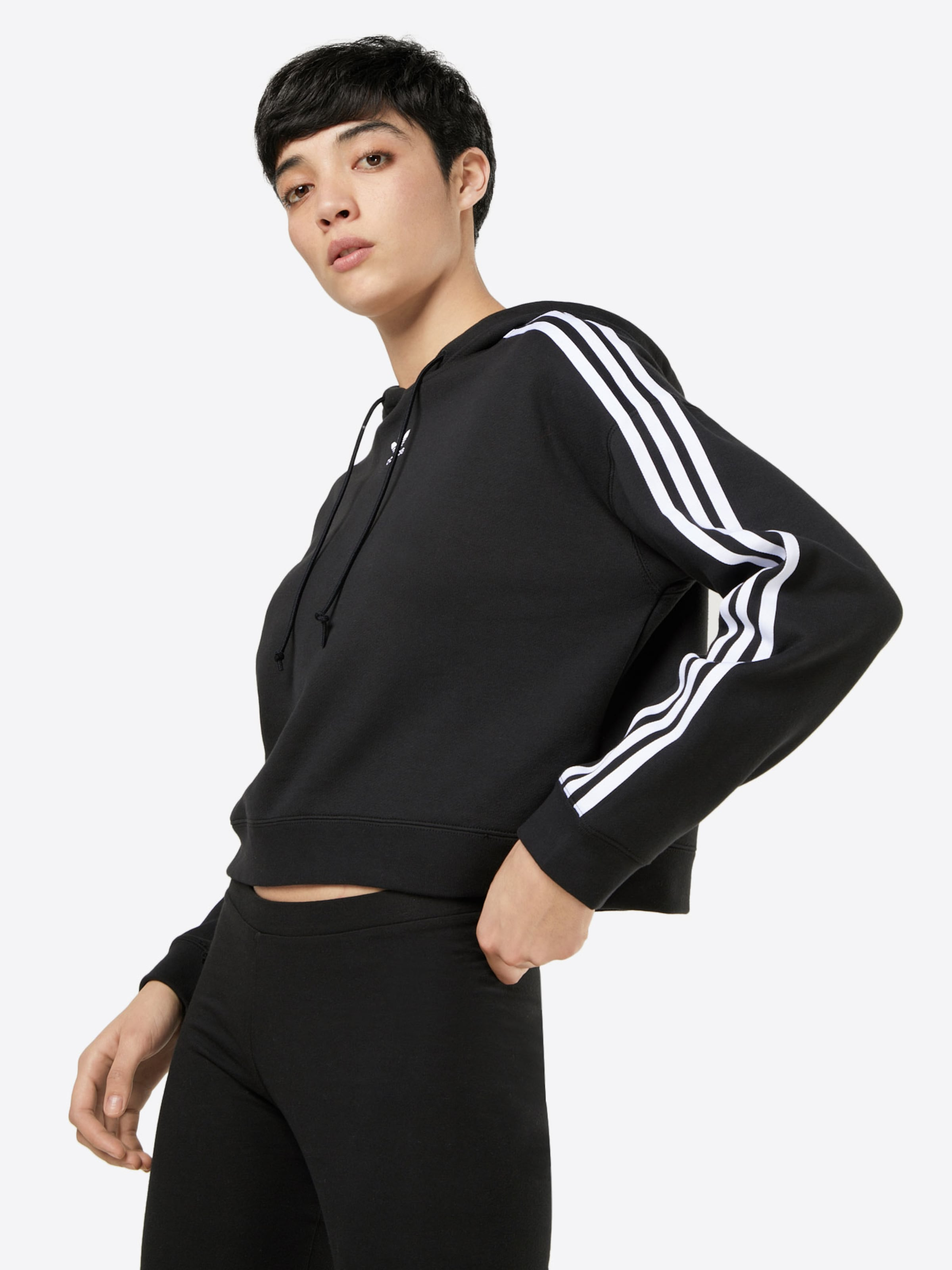 NoirBlanc Adidas Originals En Sweat shirt N8wn0vm