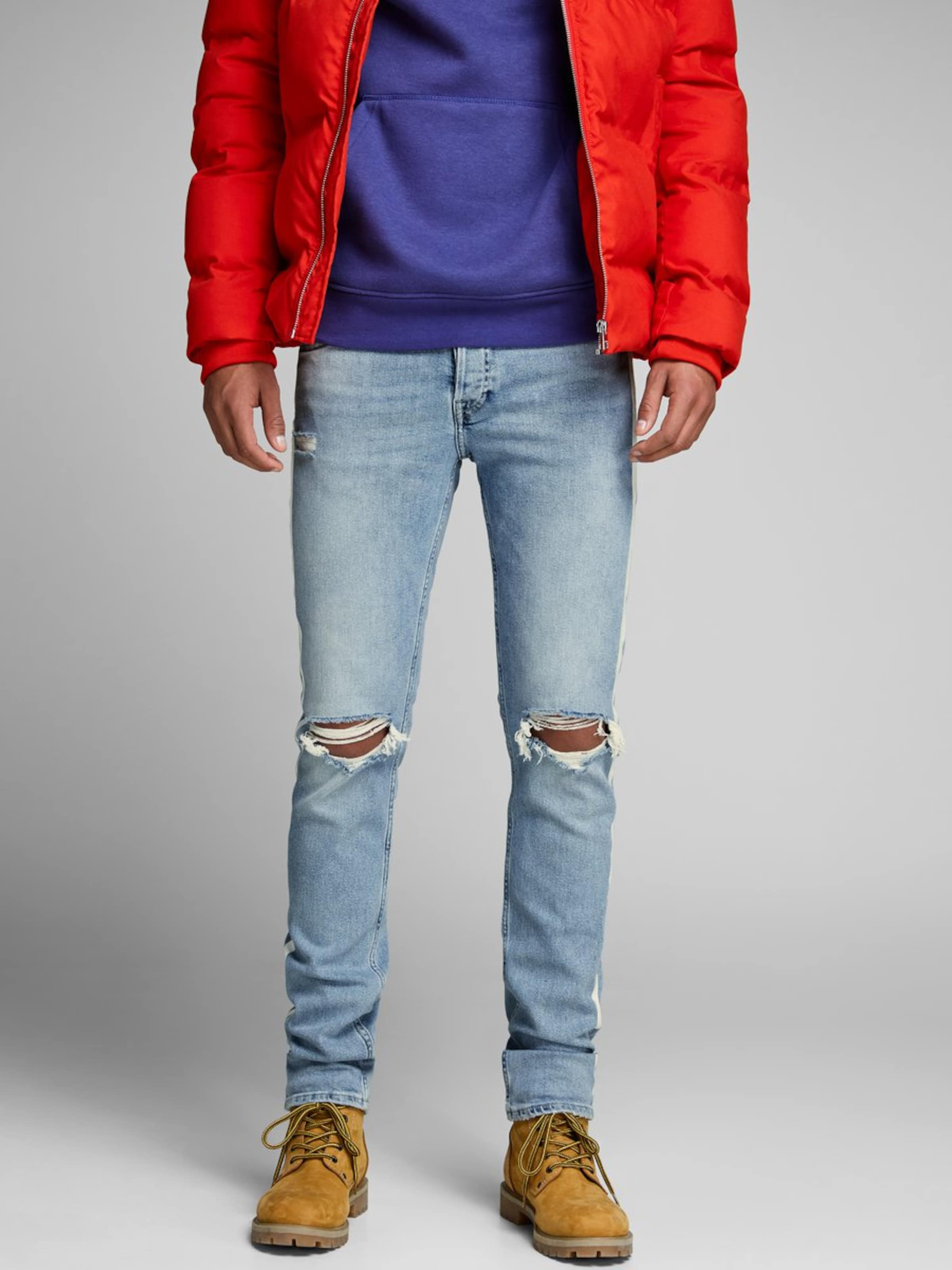 Jackamp; Jean 019' Denim Cj En Original 'glenn Jones Bleu 80NyOnwvmP