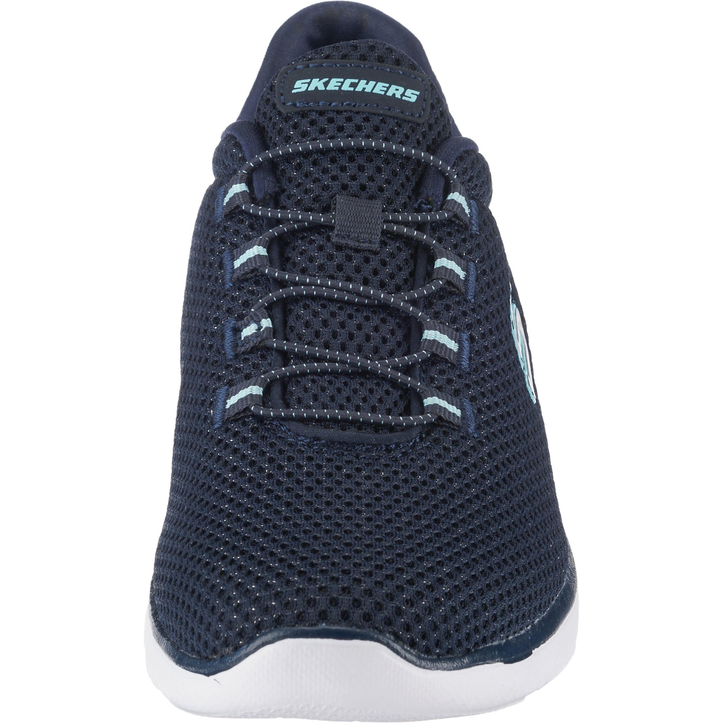 Baskets 'summits' En Marine Skechers Basses Bleu Z8nO0PkXwN