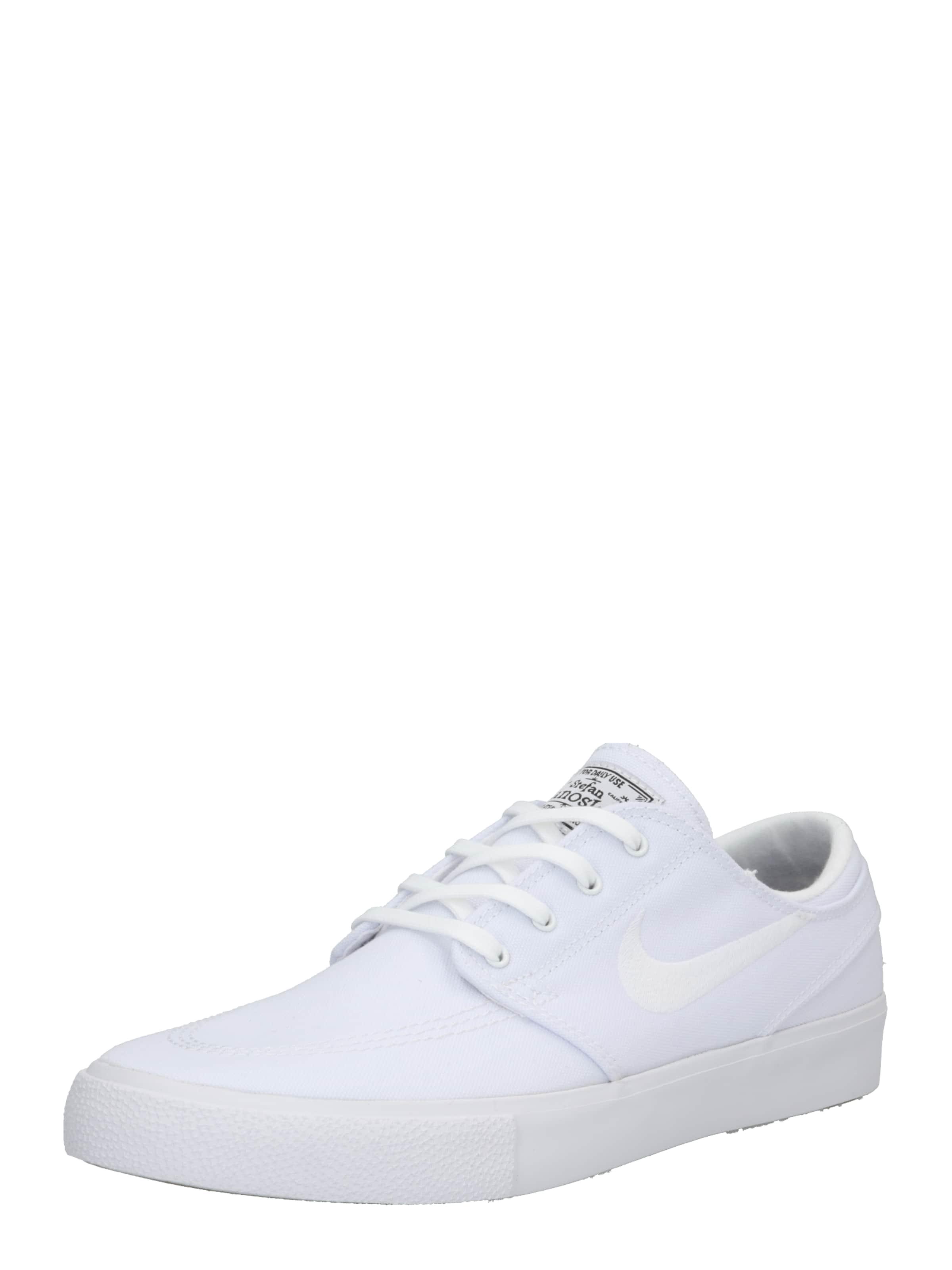 Baskets Sb 'zoom Janoski' Blanc Basses En Nike uJ5lF13TcK