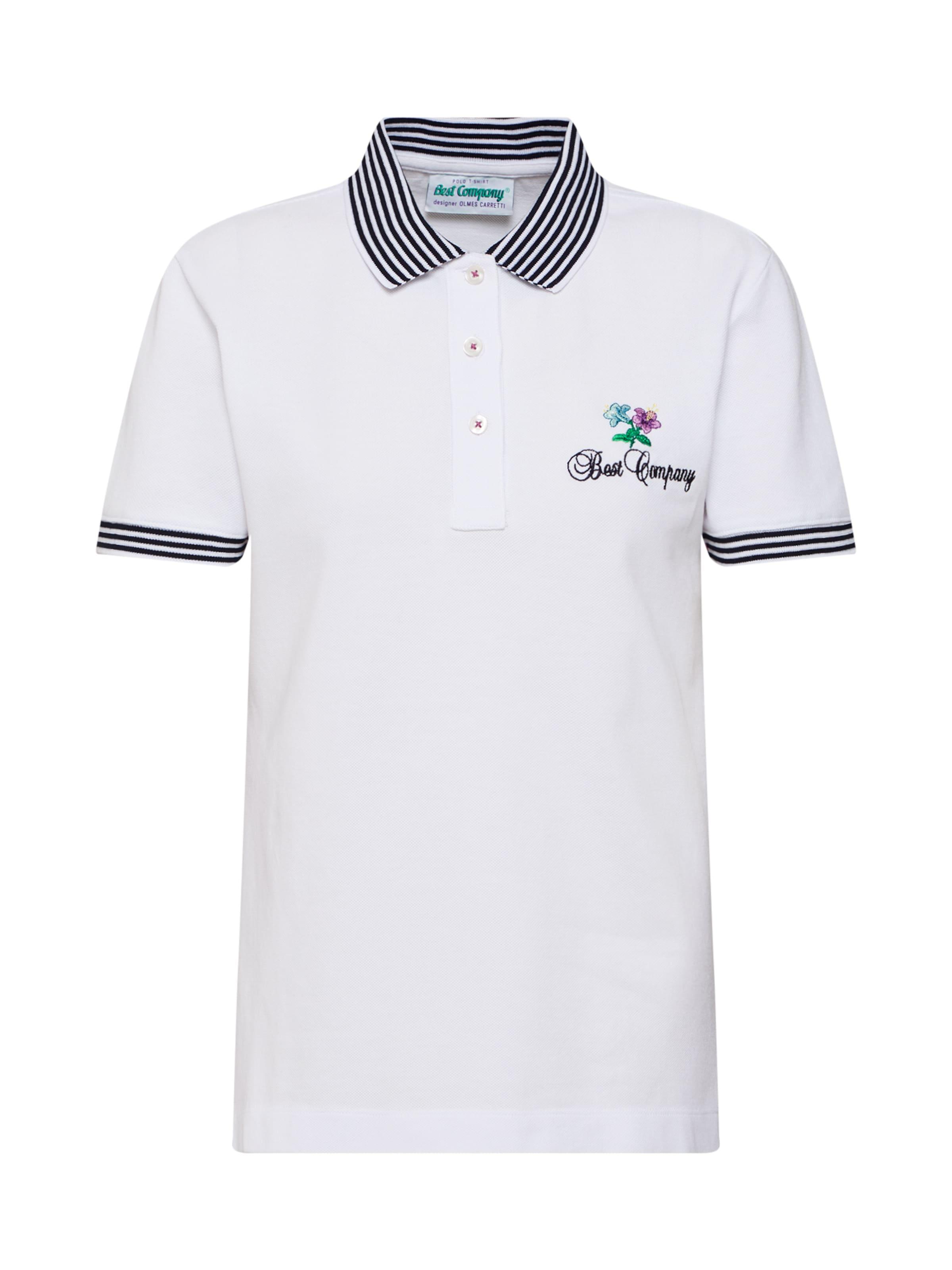 T De Best Company shirt En CouleursBlanc Mélange PXk8nOw0