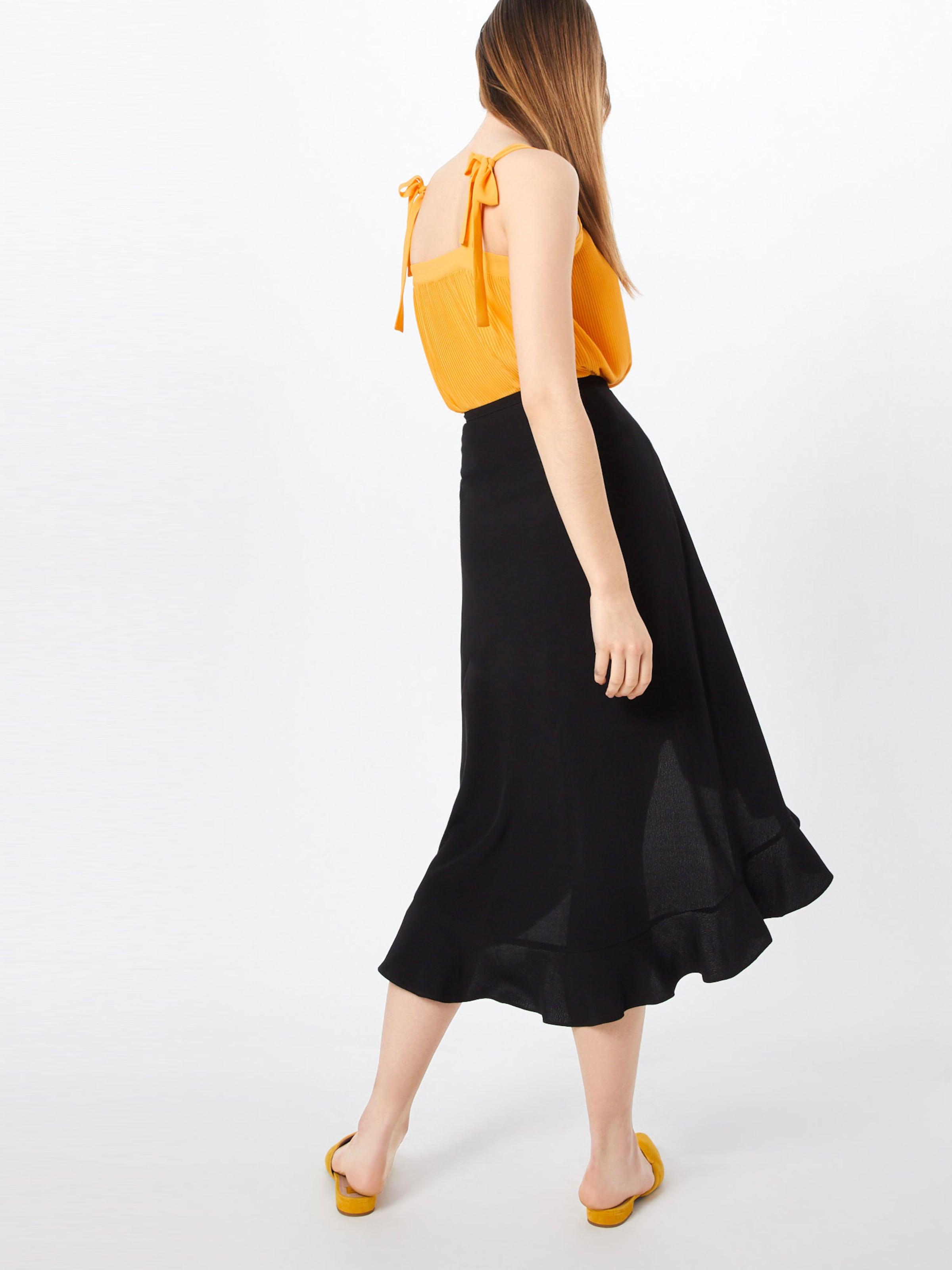 Jupe Noir Samsoeamp; 'limon En 6515' L Wrap Skirt tdCxrQBhs