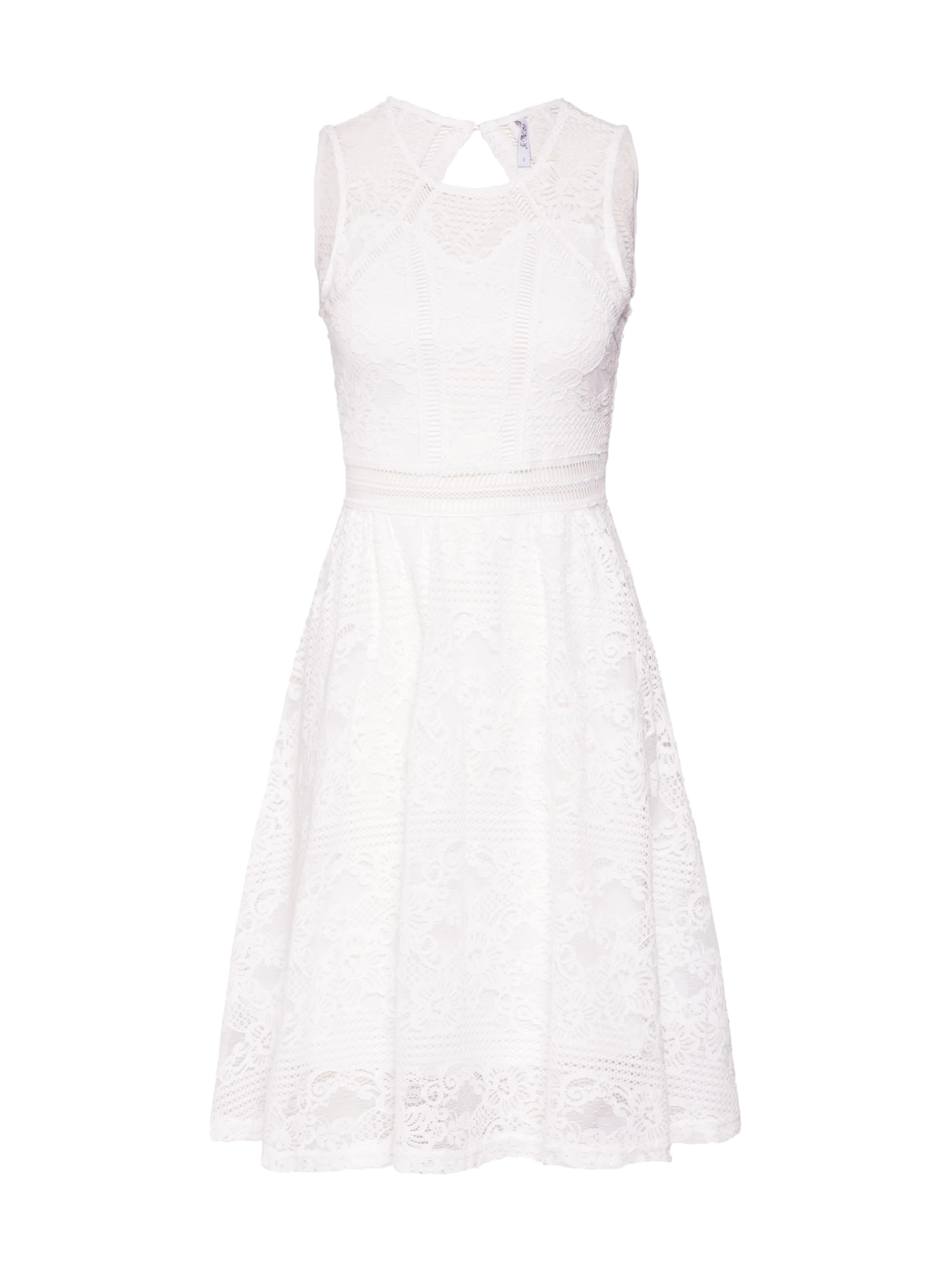 D'été Hailys Robe En Blanc 'cora' CQdtshr